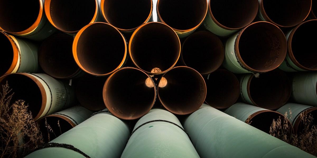 This Stock Is Soaring On Trump's Dakota Pipeline Deal