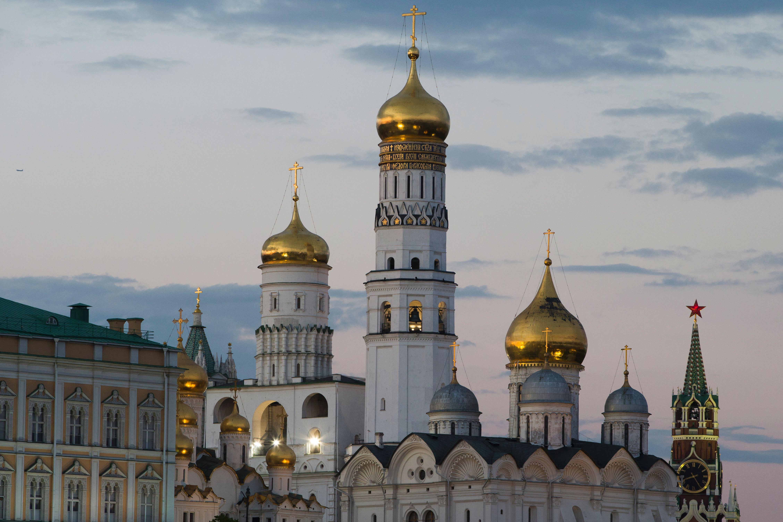 RUSSIA-ARCHITECTURE