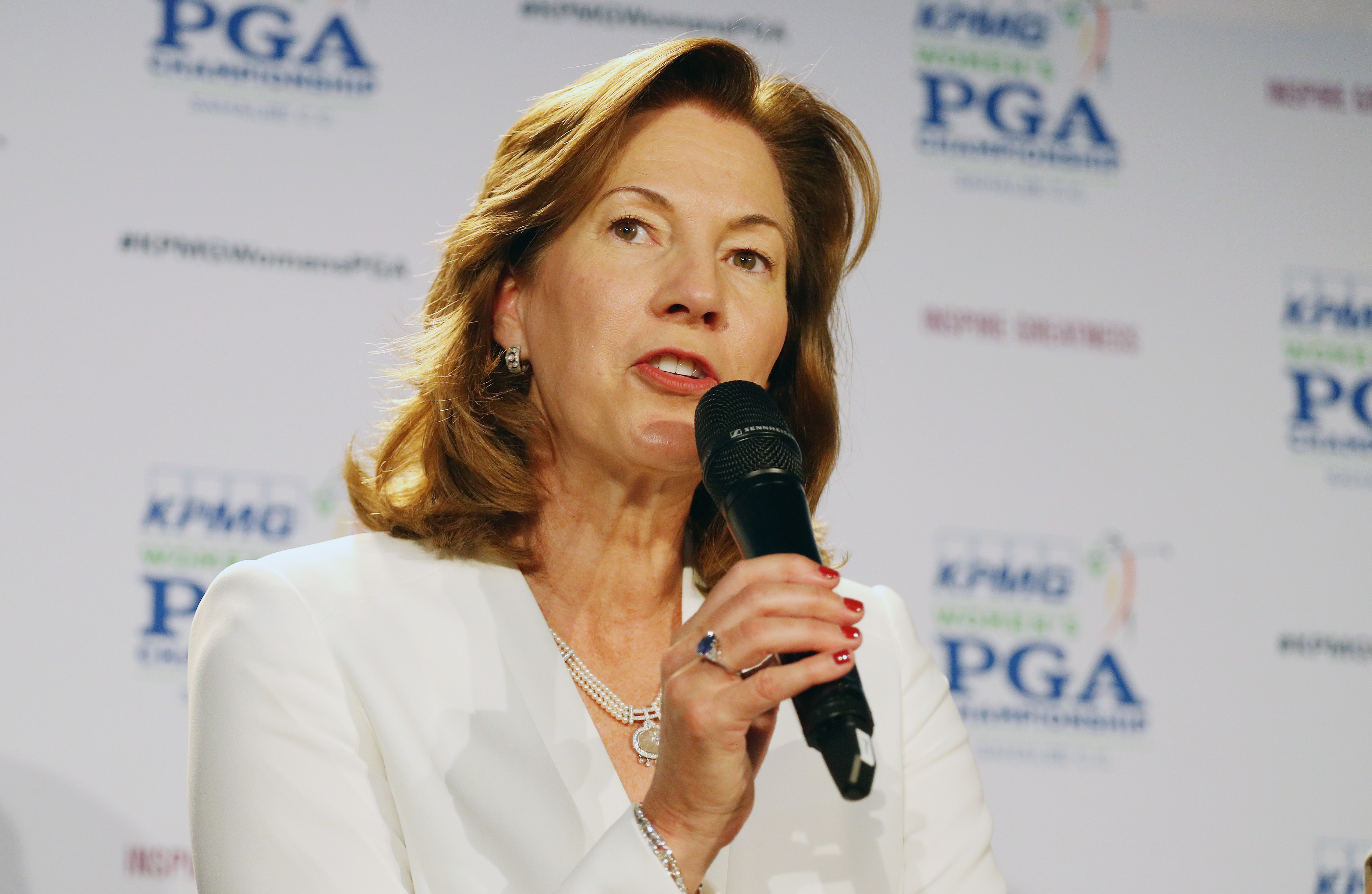 KPMG Women's PGA Championship - Preview Day 2