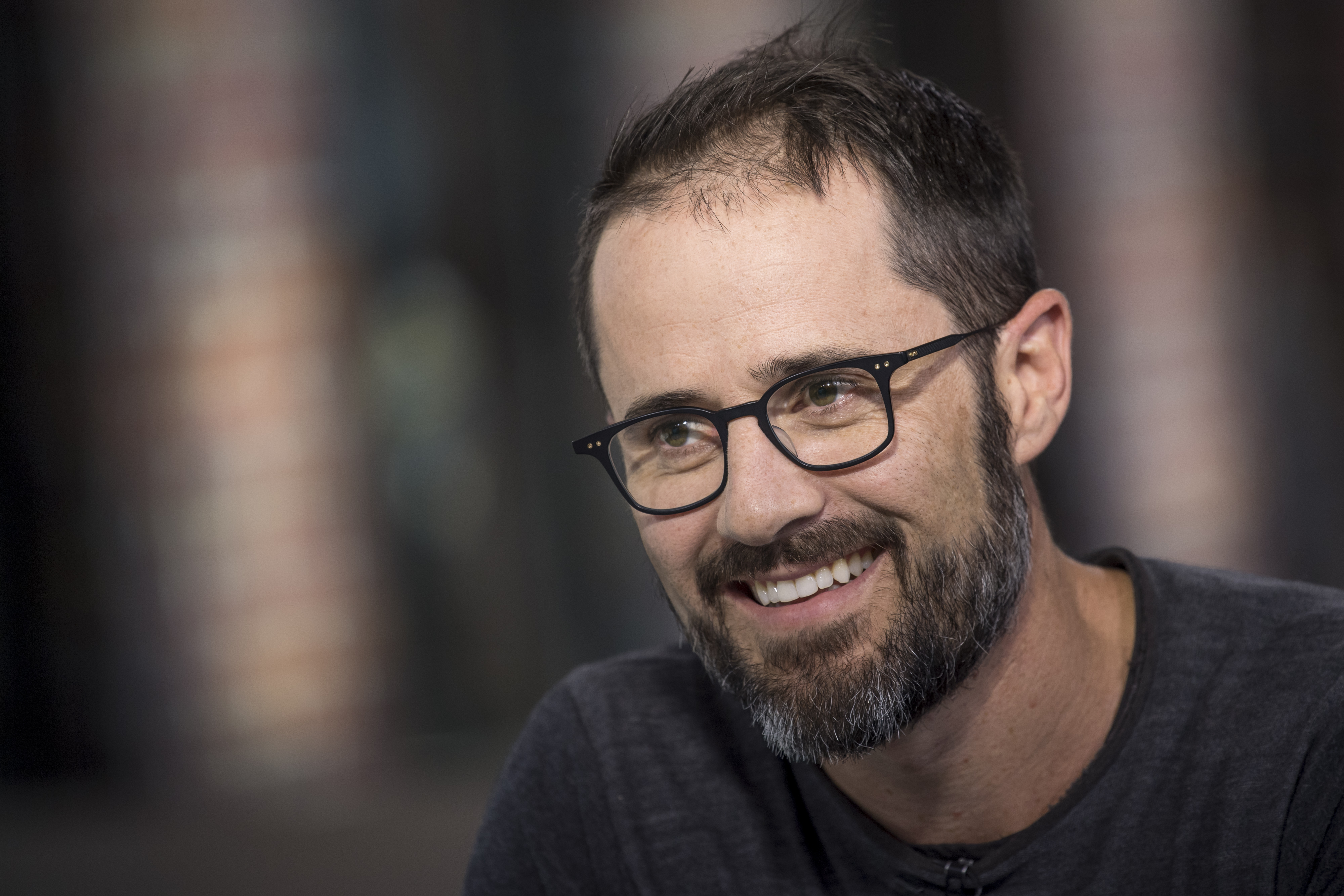 Twitter Inc. Co-Founder and Medium.com Chief Executive Officer Evan Williams Interview