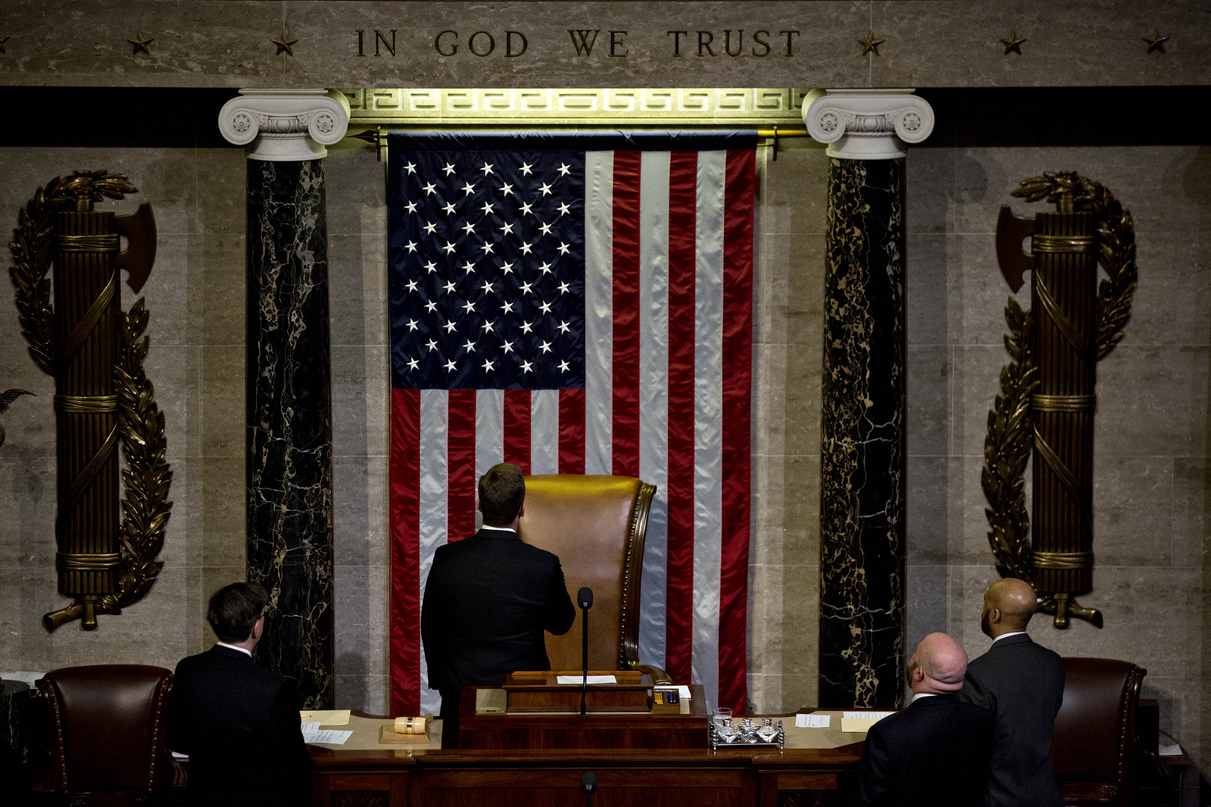 115th Congress Convenes For The First Time In 2017