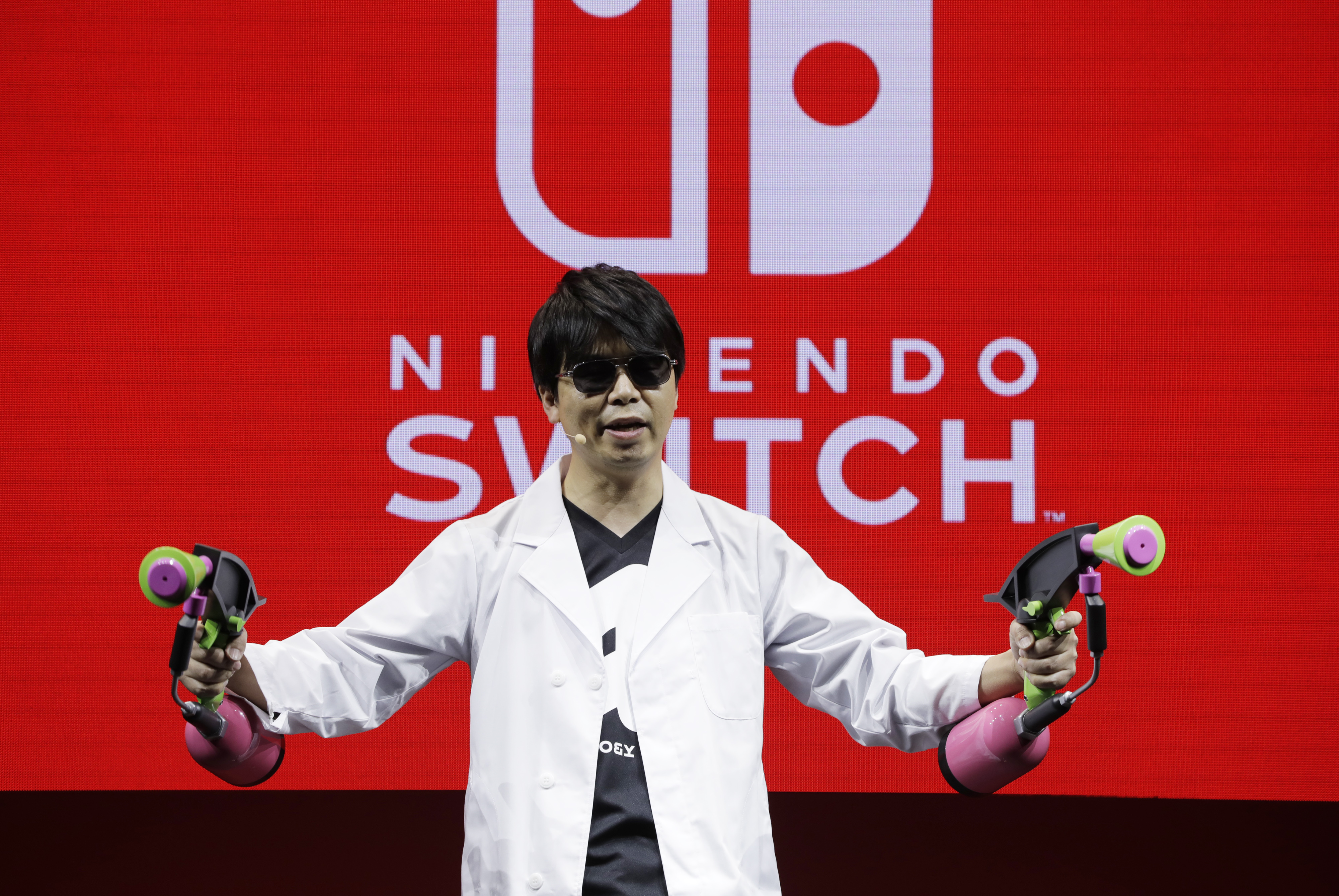 Nintendo Unveils New Game Console Nintendo Switch