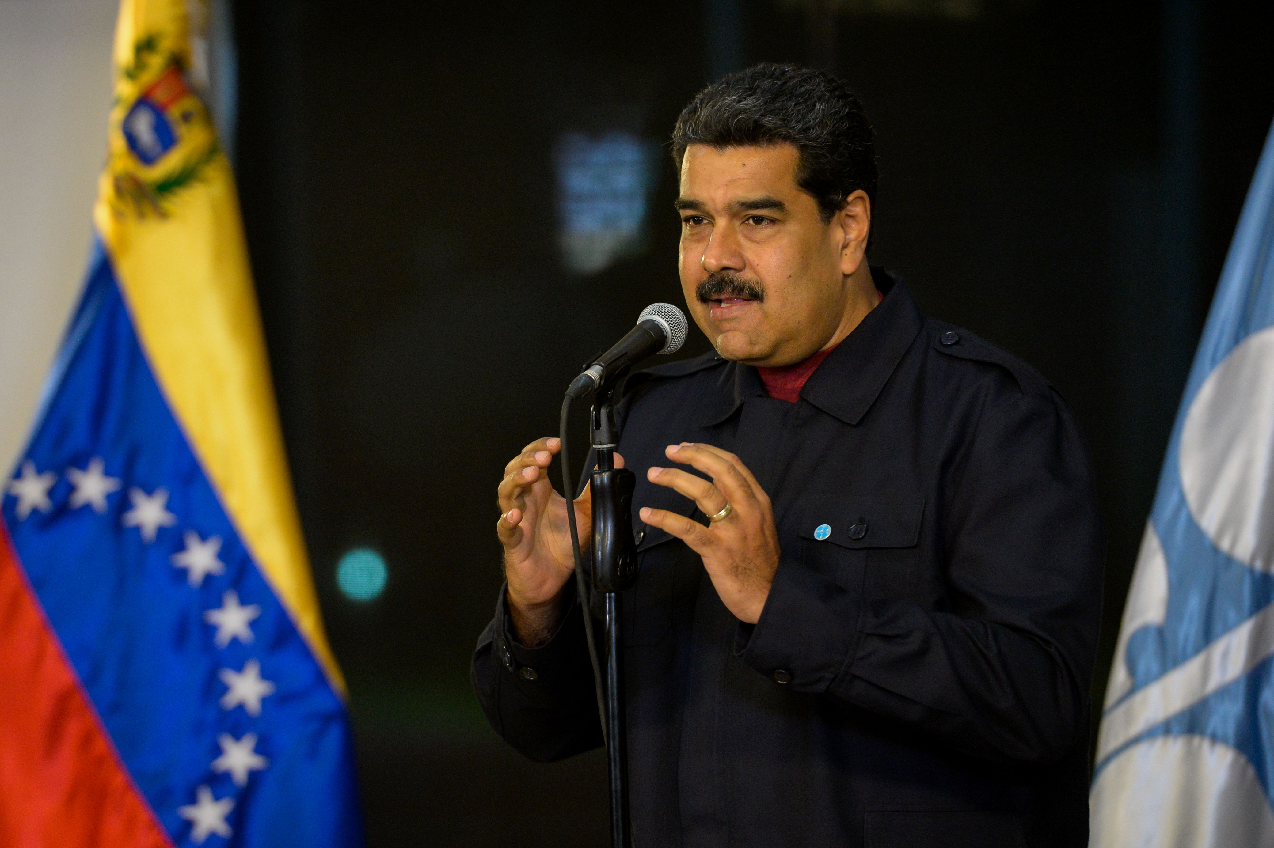 VENEZUELA-OPEC-MADURO