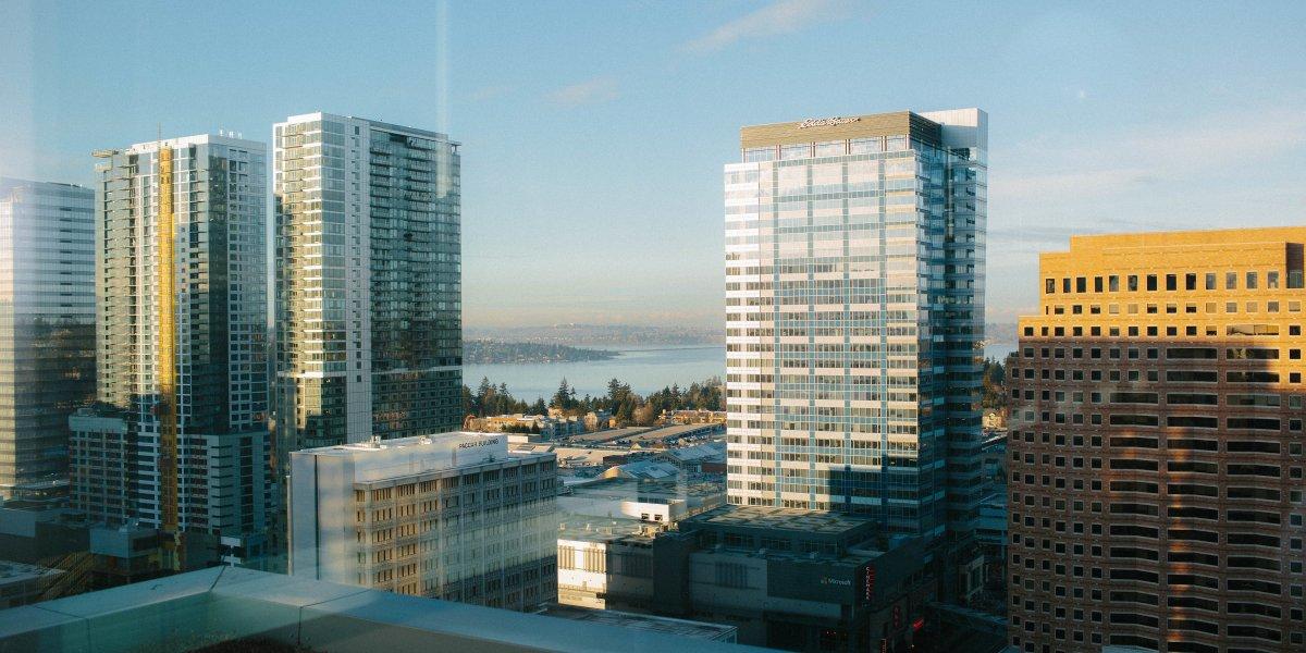 Salesforce Is Opening an Innovation Hub Near Amazon and Microsoft