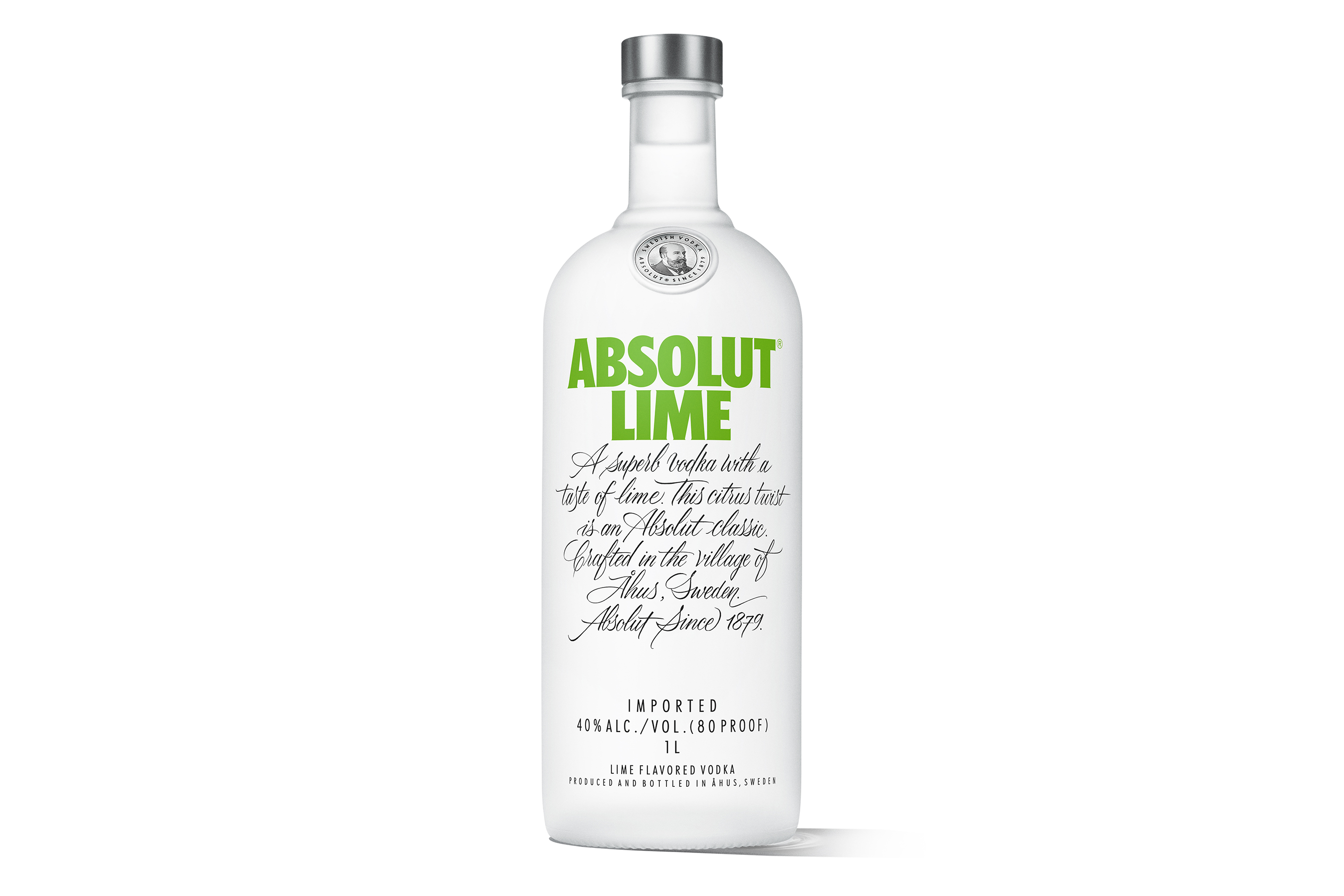Pernod Ricard is starting a national roll out of Absolut Lime, the vodka brand's first new flavor since 2013.