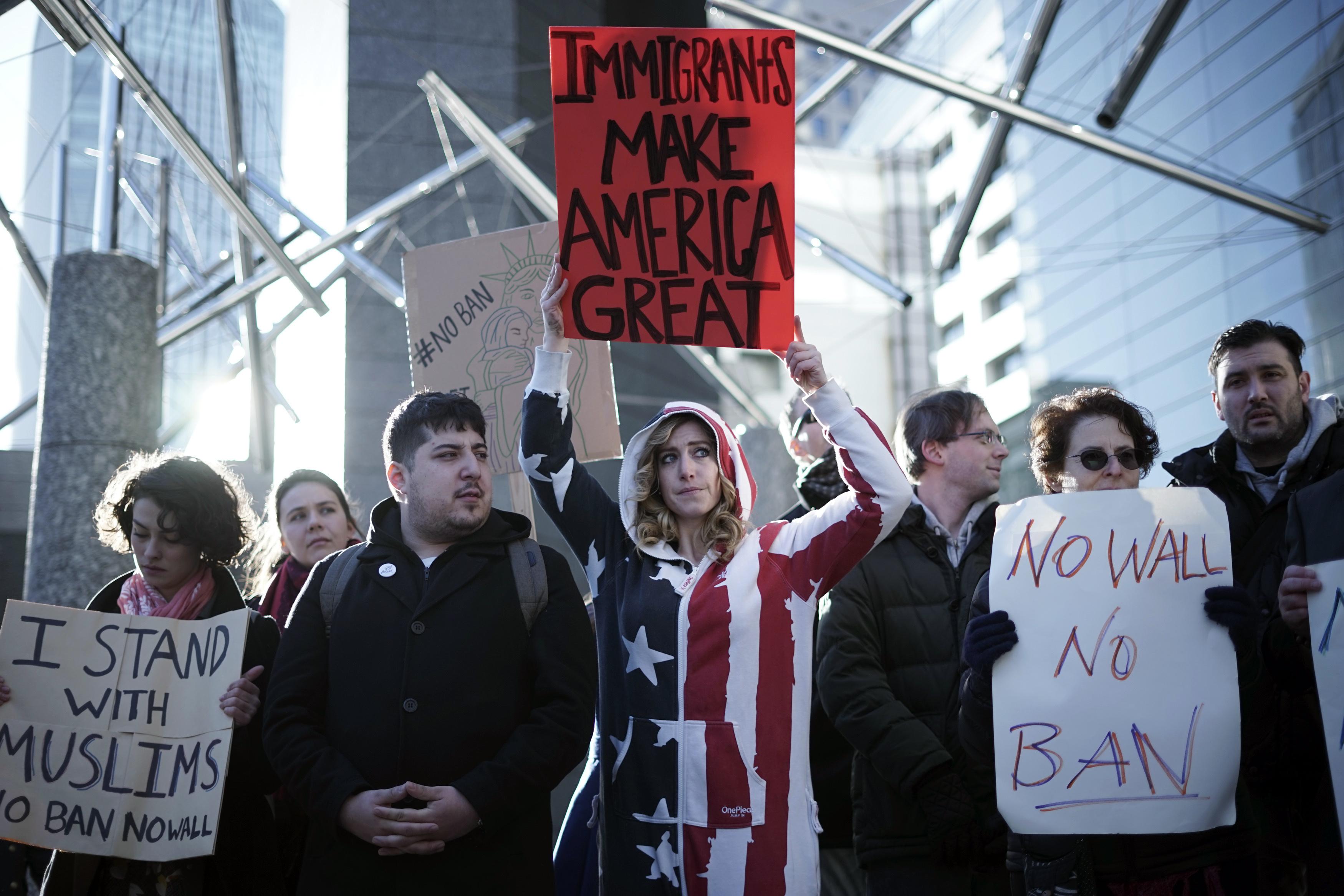 Japan Trump Travel Ban