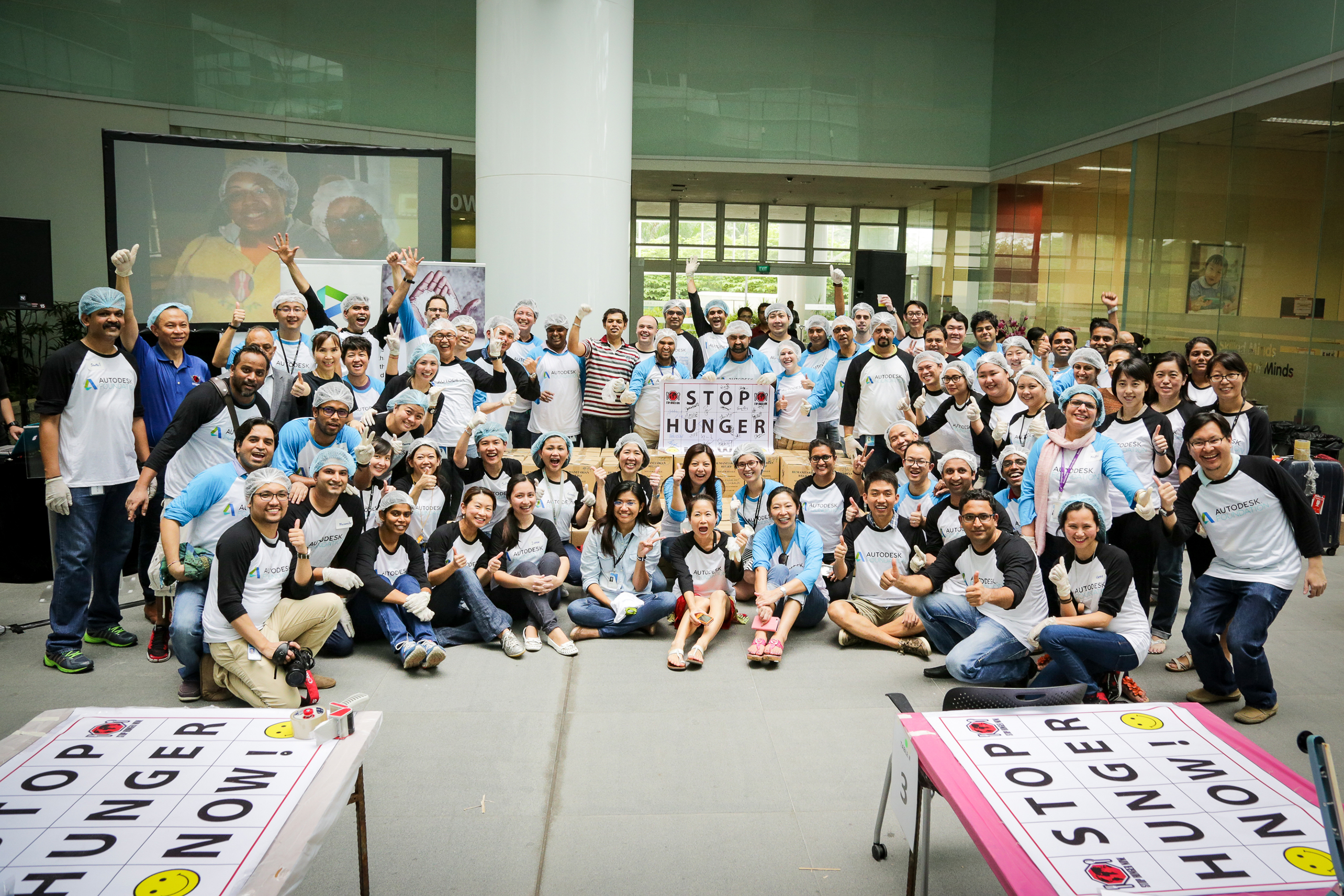 The 50 Best Workplaces for Charity and Volunteering | Fortune