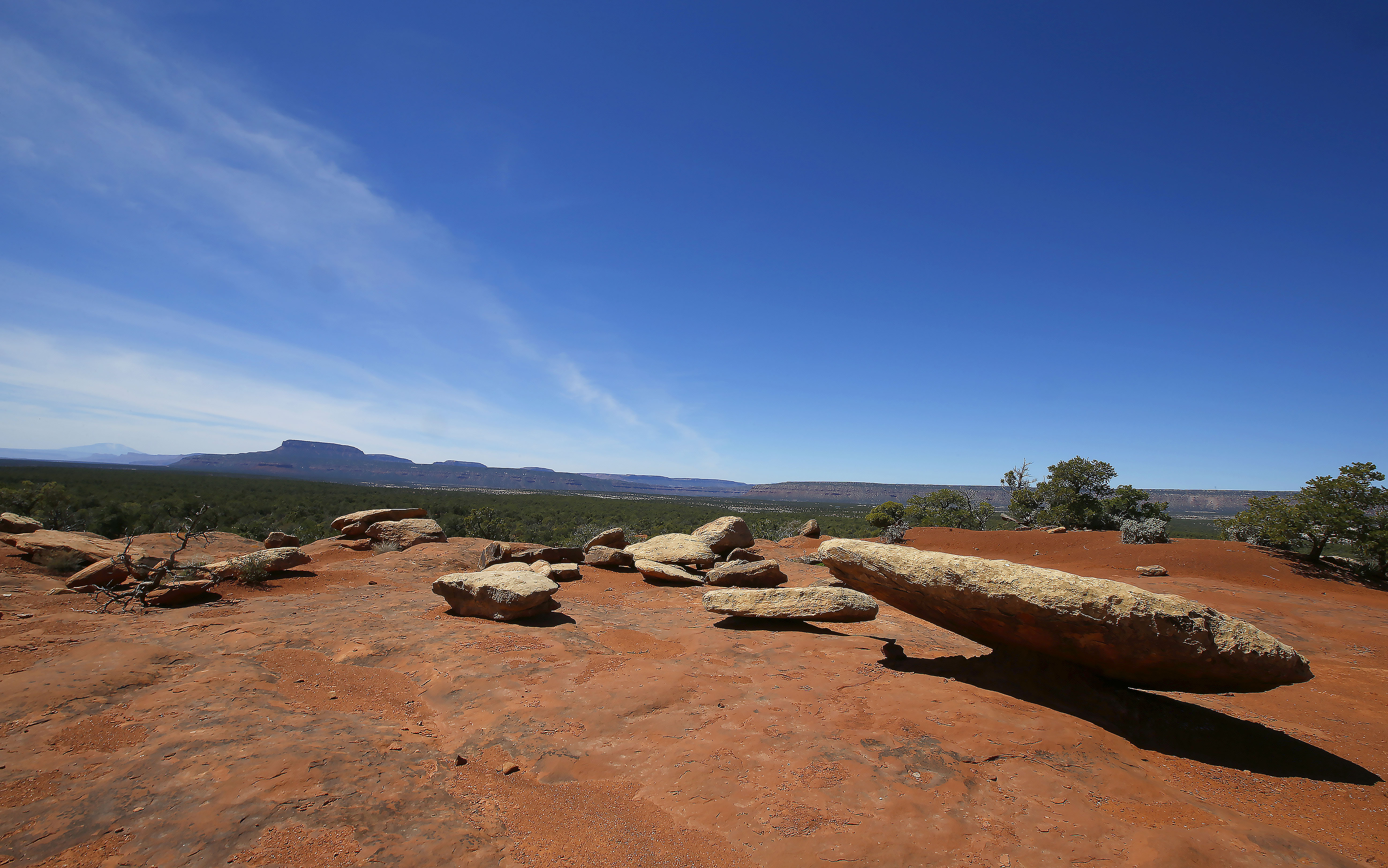 Native American Tribes Push For Nat'l Monument Status For Bears Ears Region Of Utah