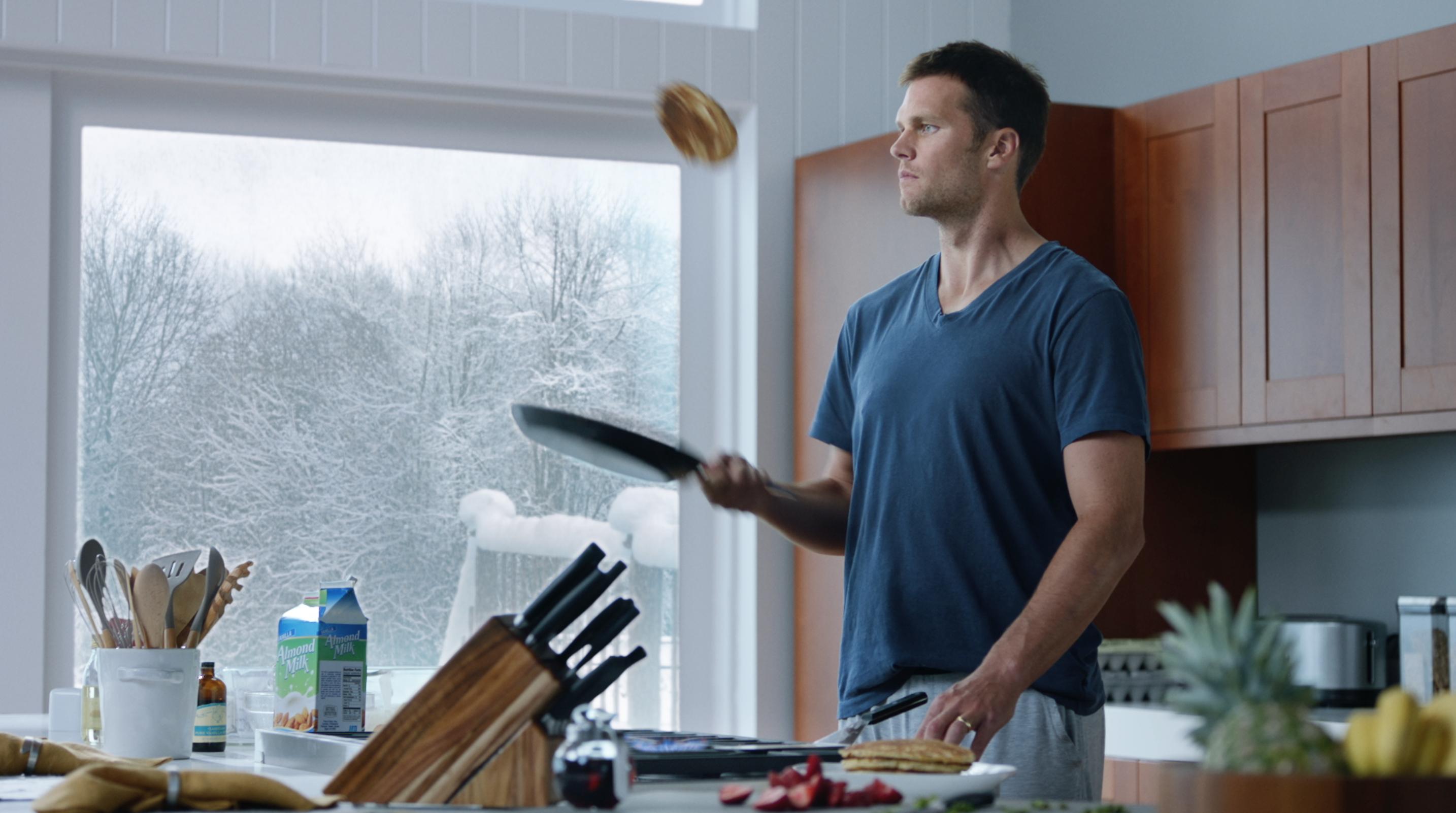 New Intel commercial stars Tom Brady