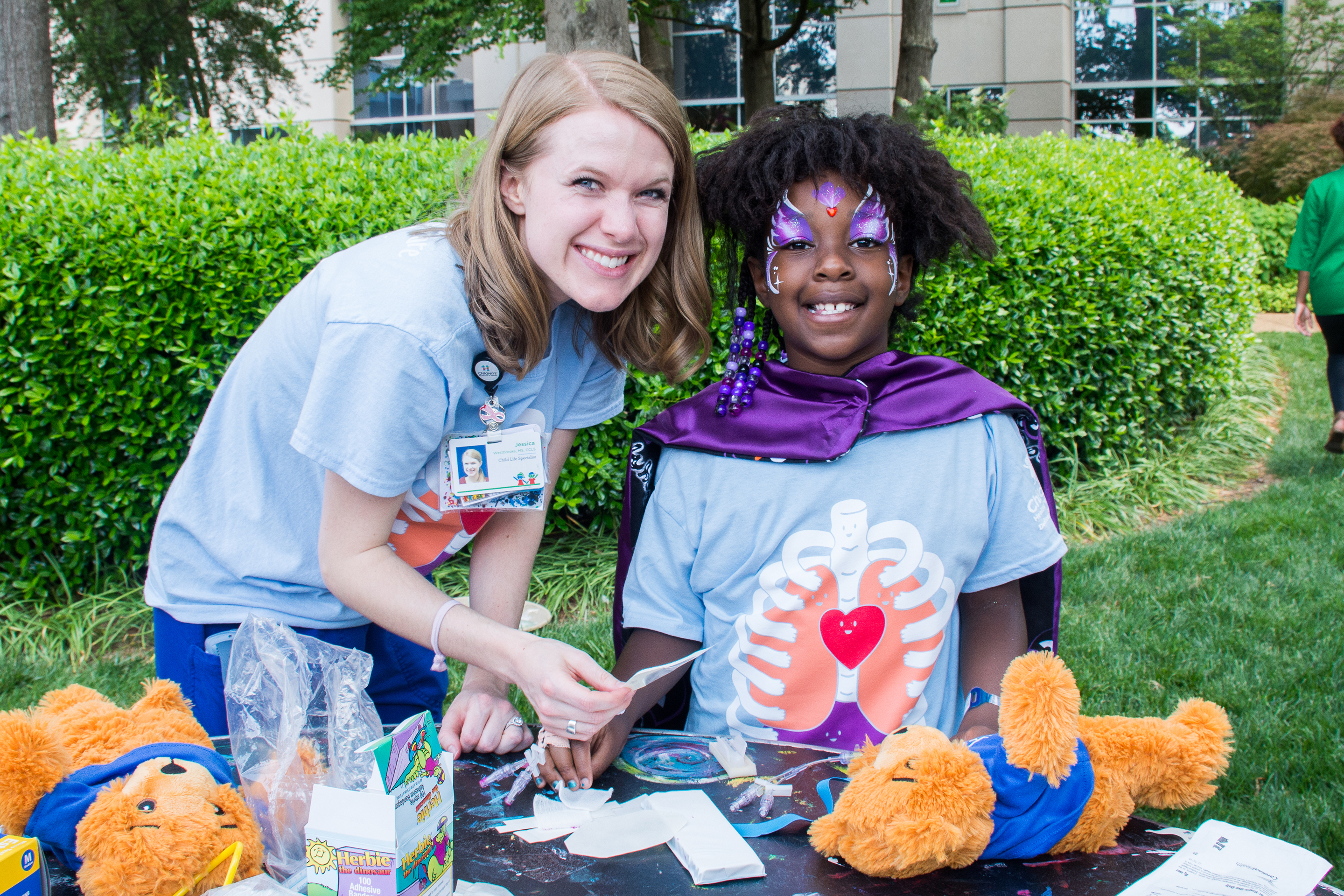 Best Workplaces for Giving Back 2017- Children's Healthcare of Atlanta