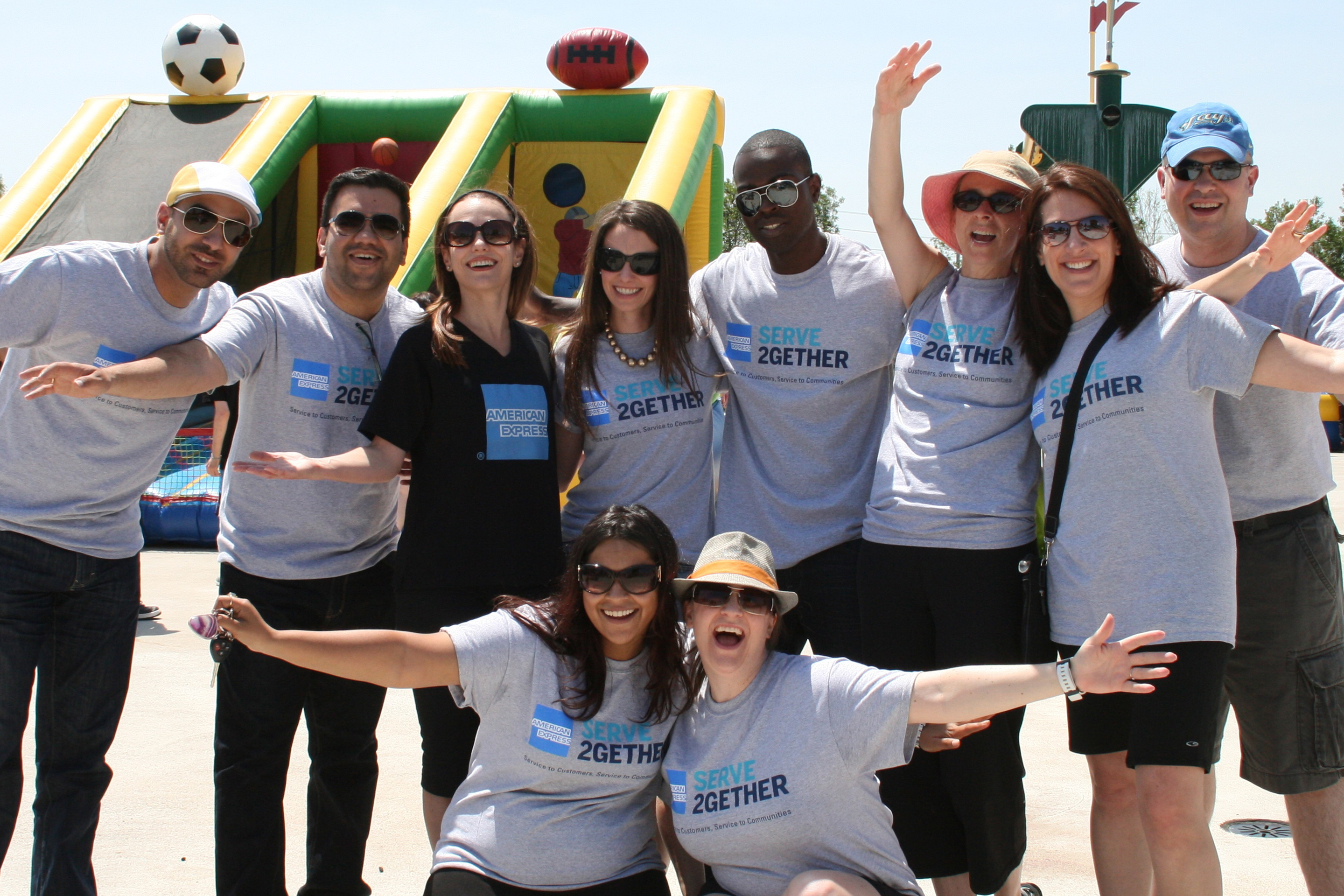 Best Workplaces for Giving Back 2017- American Express