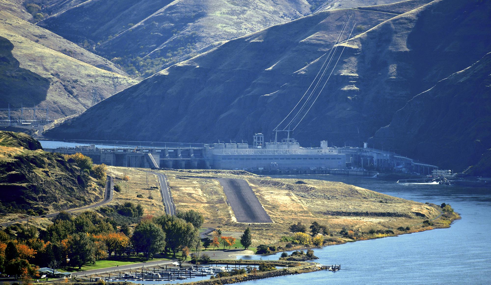 Cultural Sites Dams