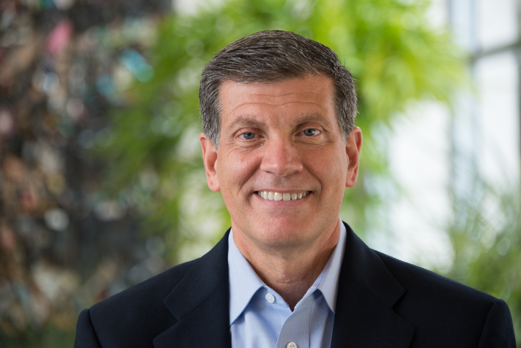Frank Calderoni, CEO of Anaplan