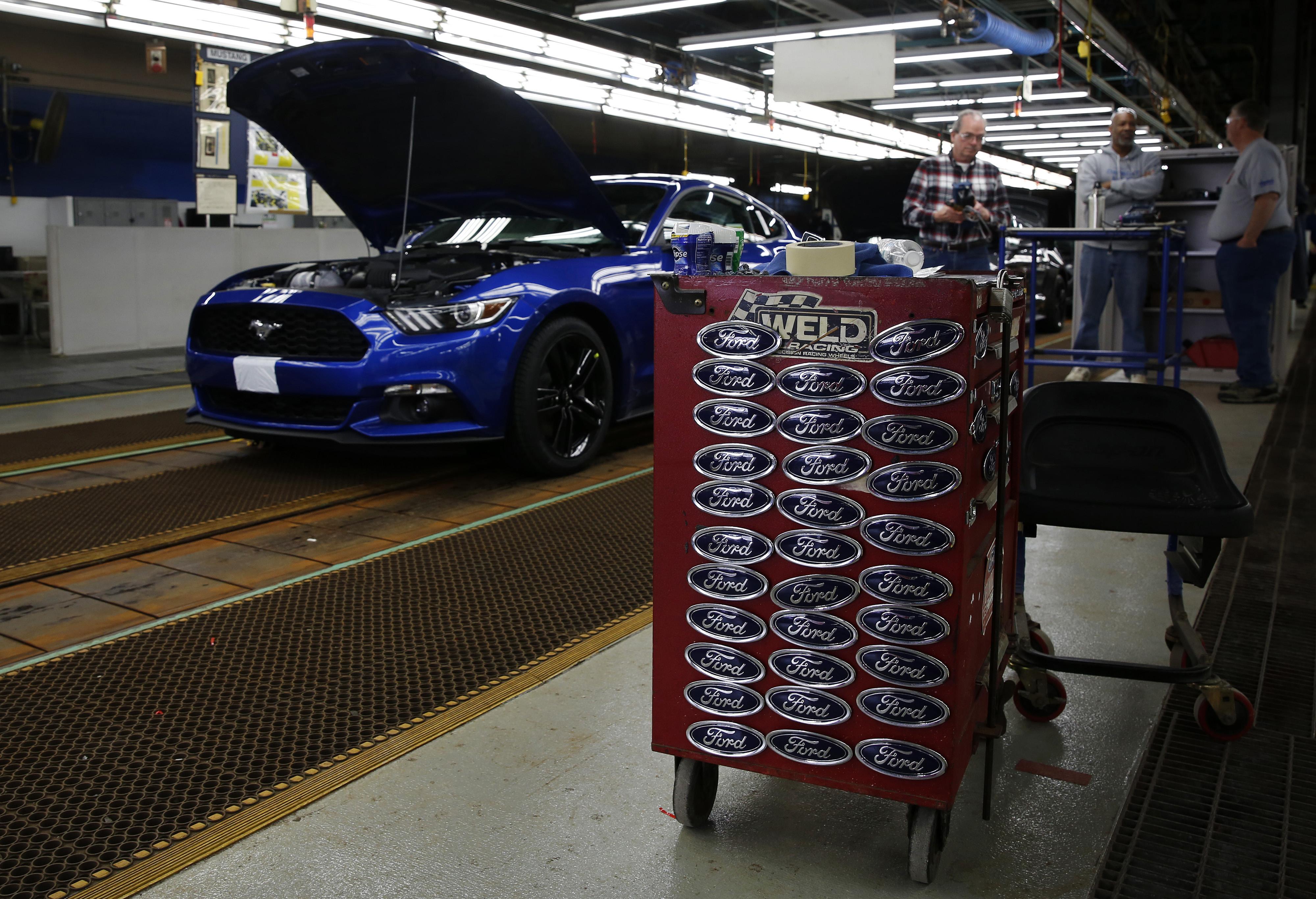 Ford Cancels $1.6 Billion Mexico Plant After Trump's Criticism