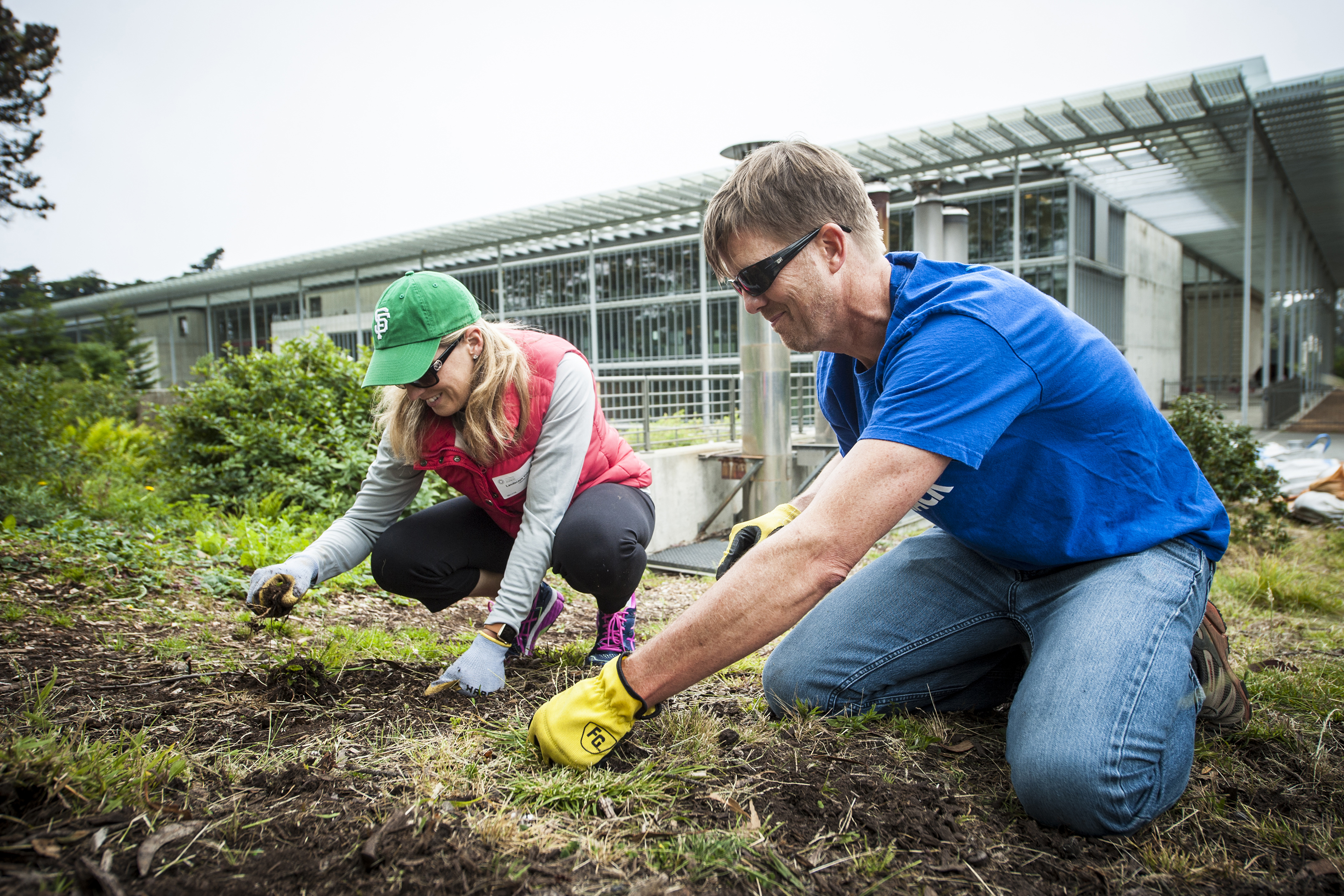 Best Workplaces for Giving Back 2017- Genentech