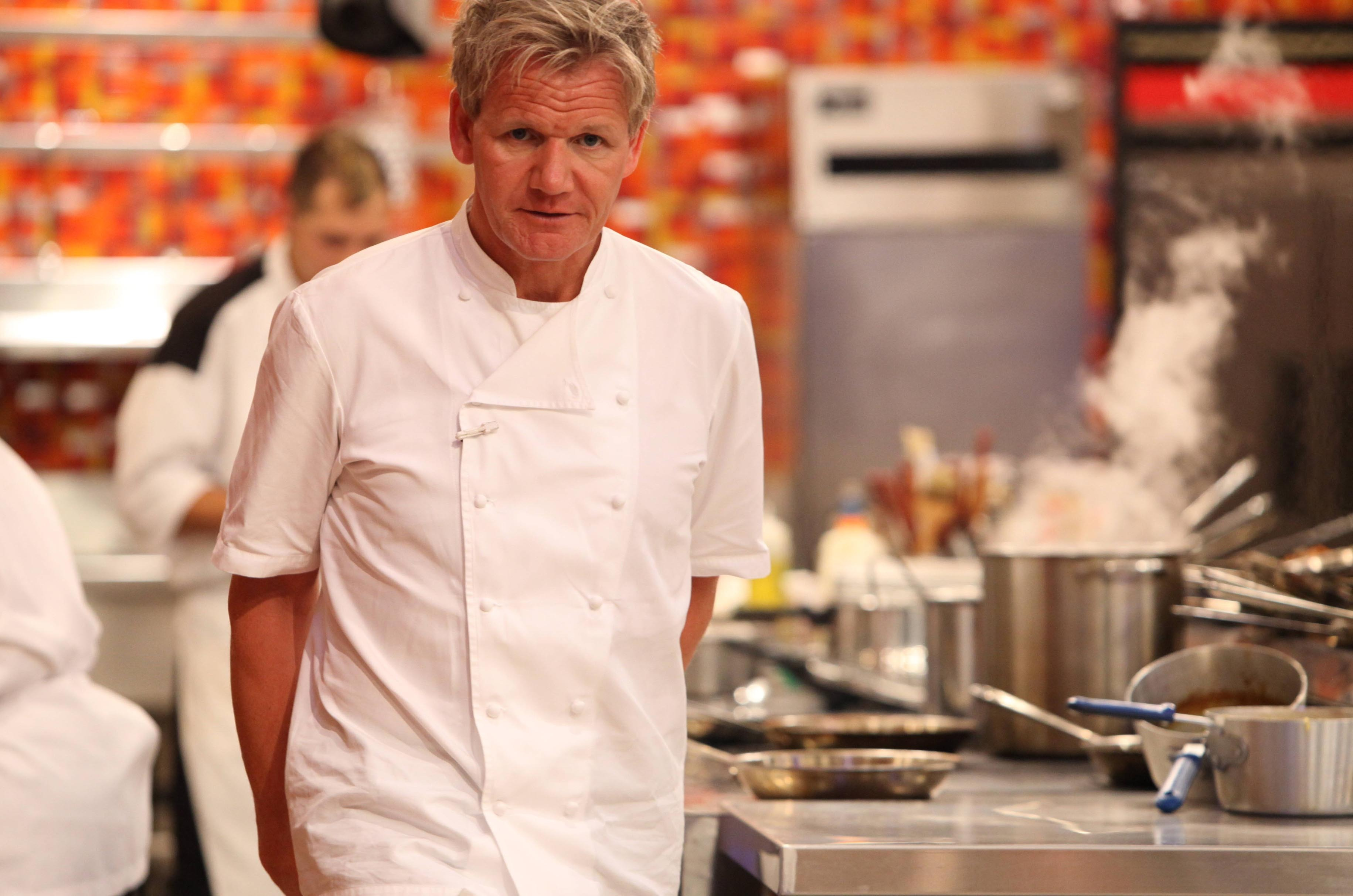 Gordon Ramsay Is Going To Put Trash On The Menu Fortune