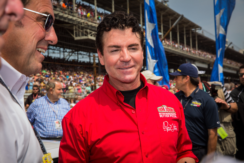 Celebrities Attend Race - 2015 Indy 500