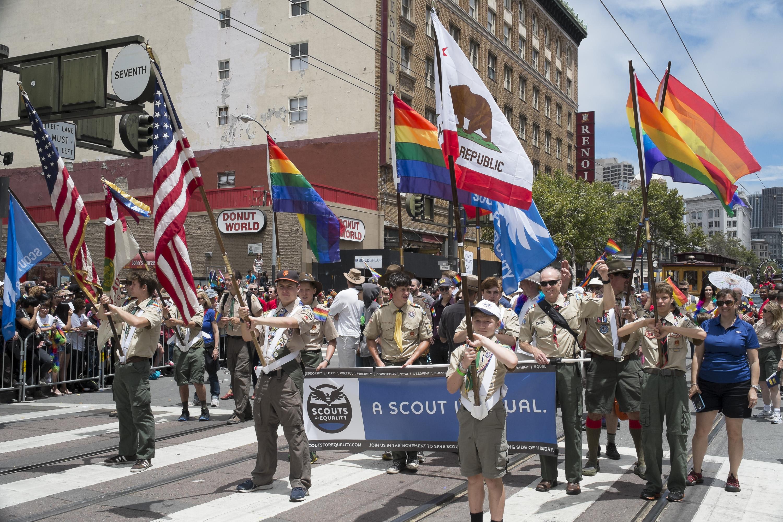 2015 San Francisco Gay Pride Festival