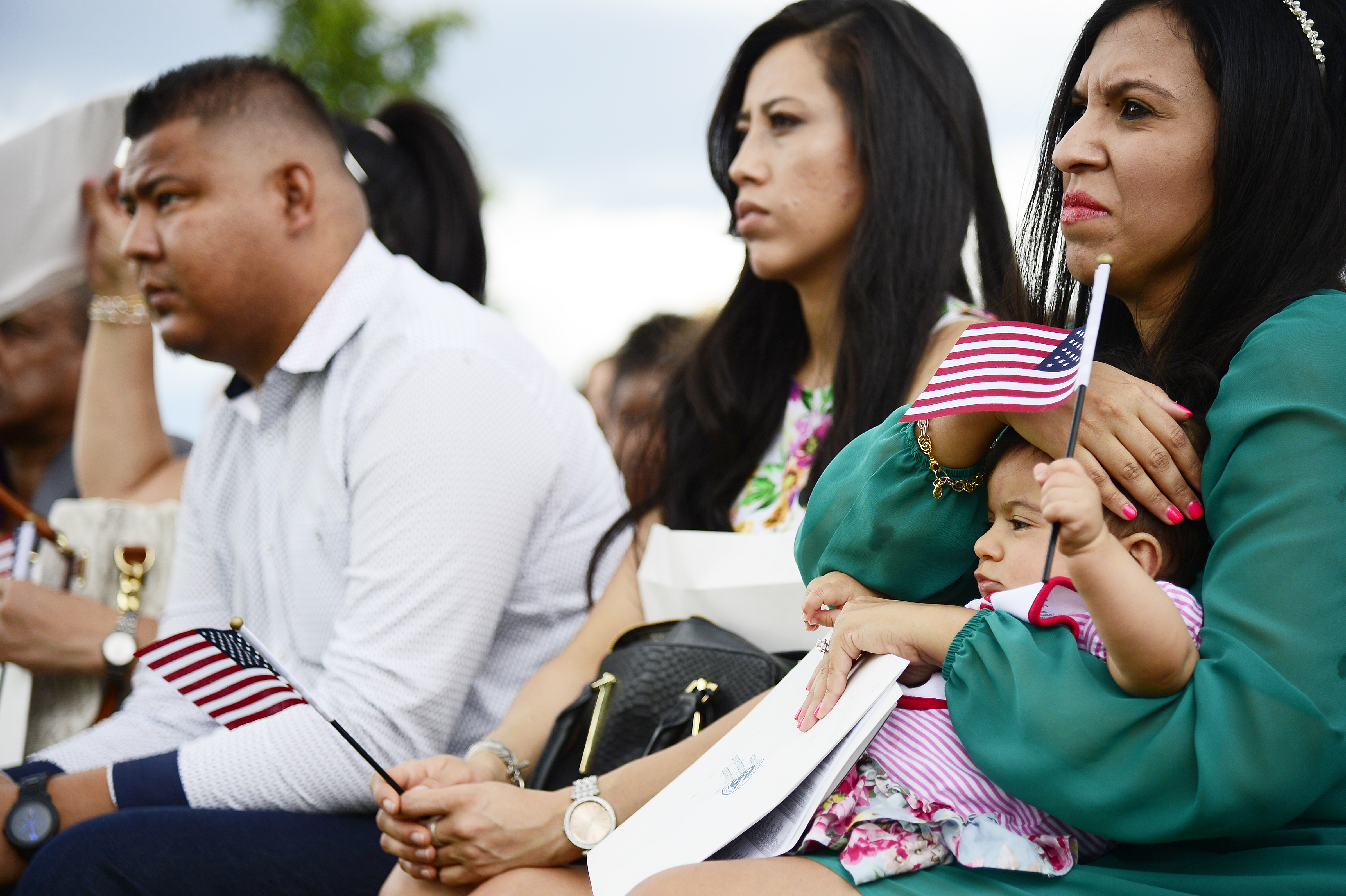 29 Take The Oath To Become U.S. Citizens