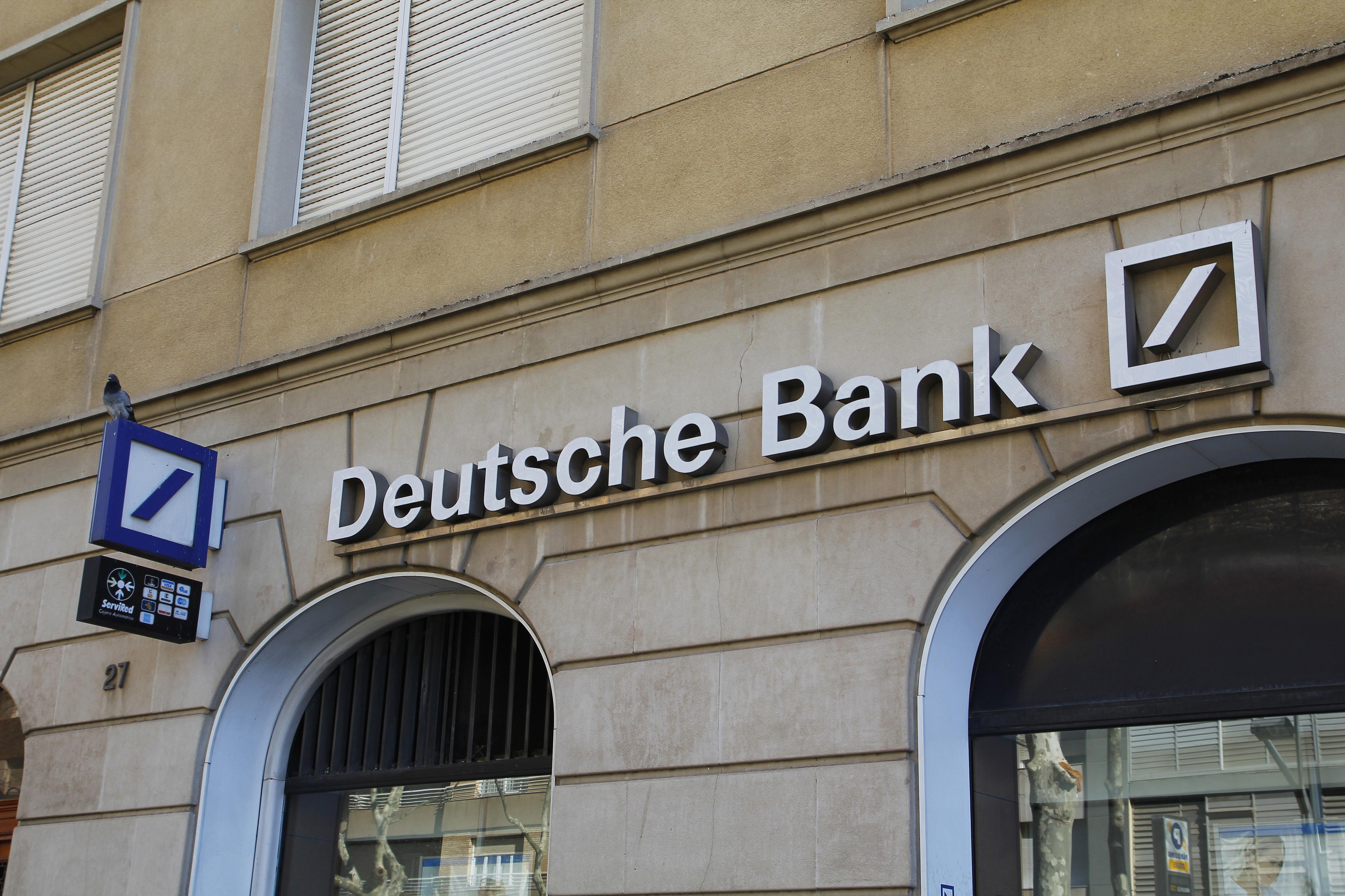 Deutsche bank branch office