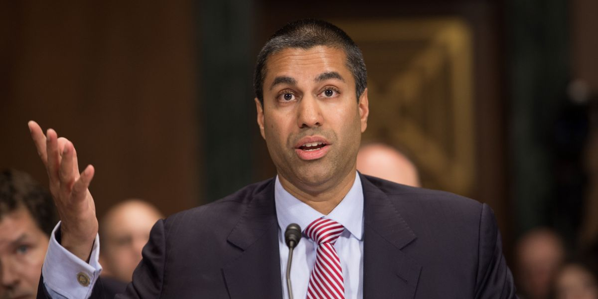 The FCC's Plan to End Net Neutrality Is Coming Next Week