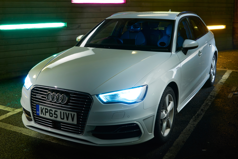 Hybrid Cars Location Shoot