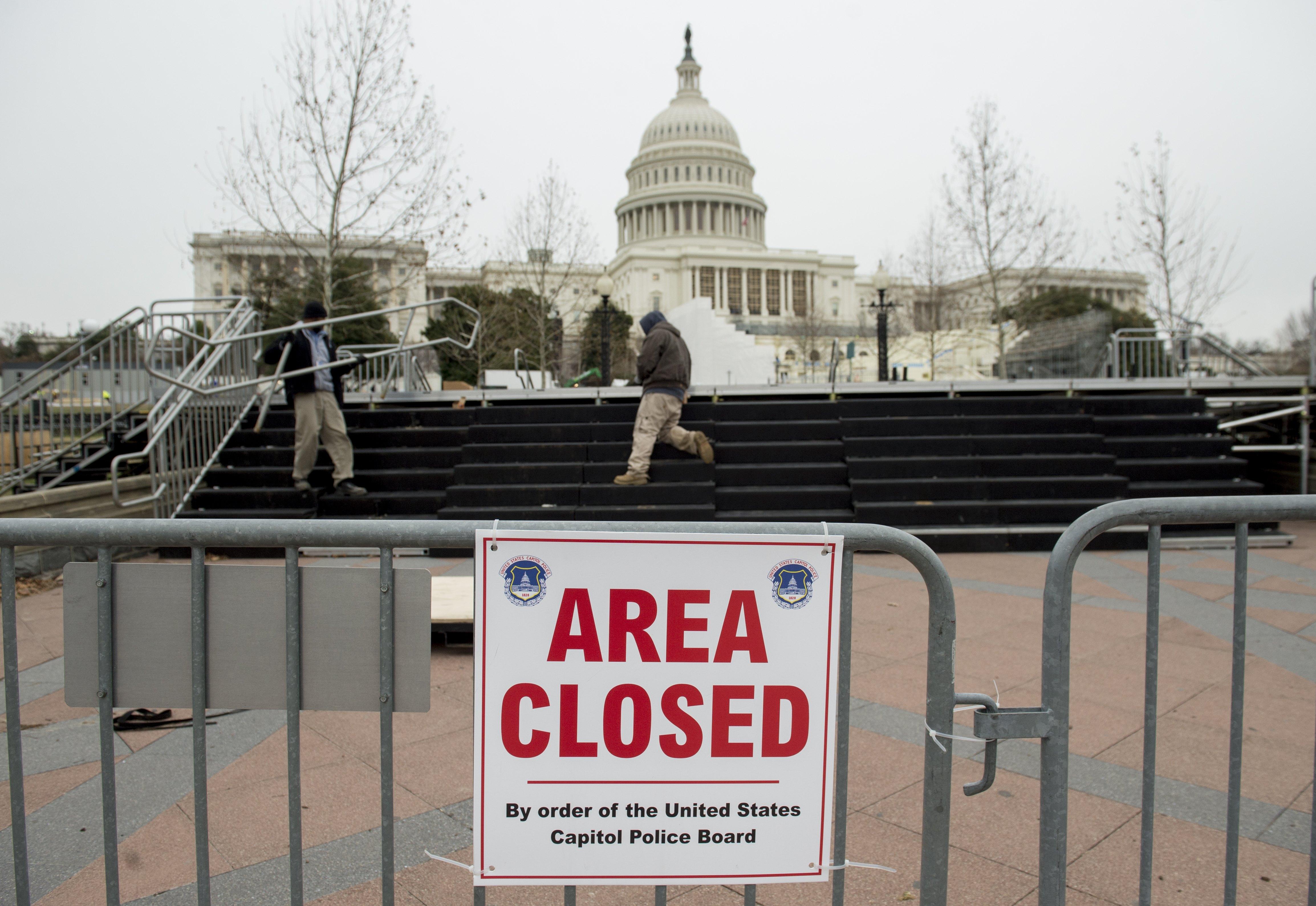 US-POLITICS-INAUGUARTION-PREPS