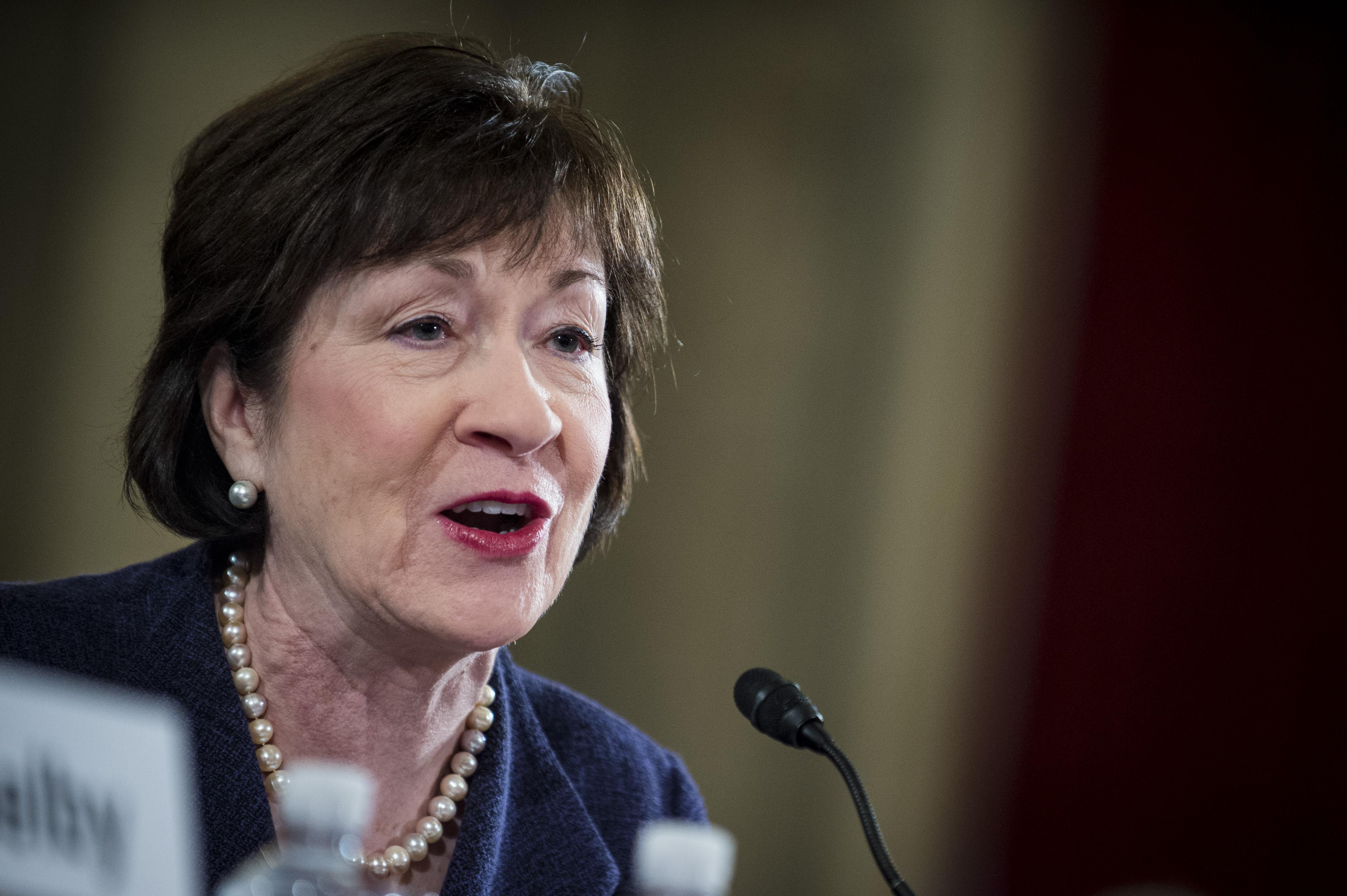 Senate Judiciary Committee Considers Senator Jeff Sessions To Be U.S. Attorney General