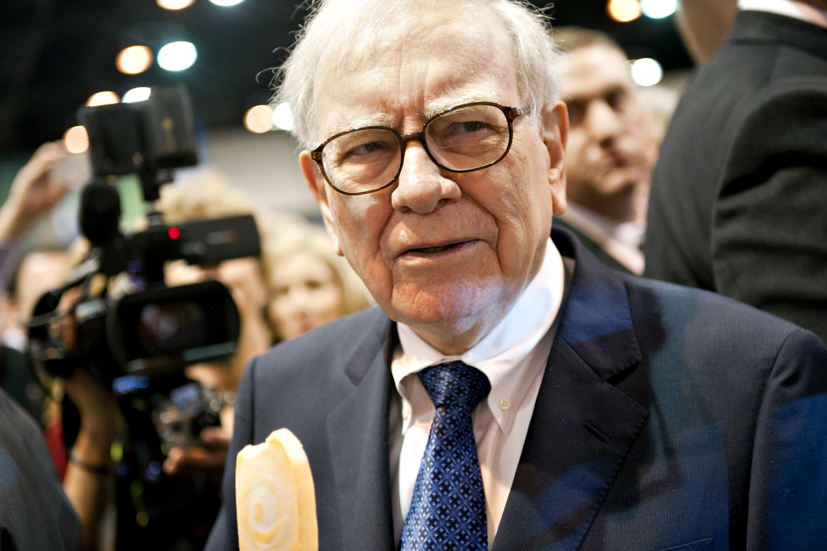 Anticipation: Warren Buffett's reputation as a hands-off owner made the deal go down easy with shareholders.