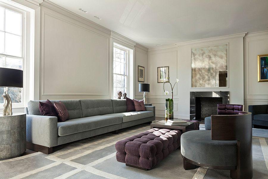 Ivanka Trump house living-room