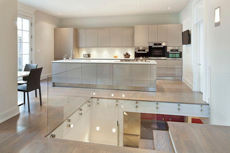 Ivanka Trump house kitchen