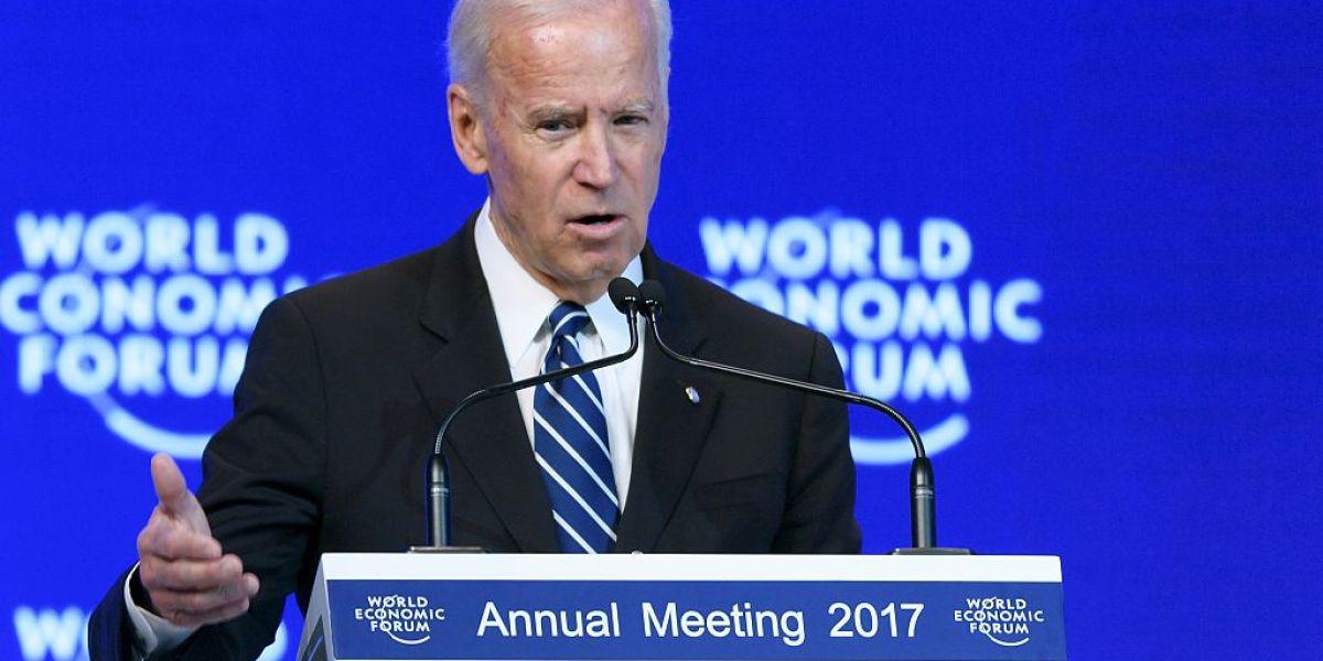 Joe Biden Speech at the World Economic Forum in Davos