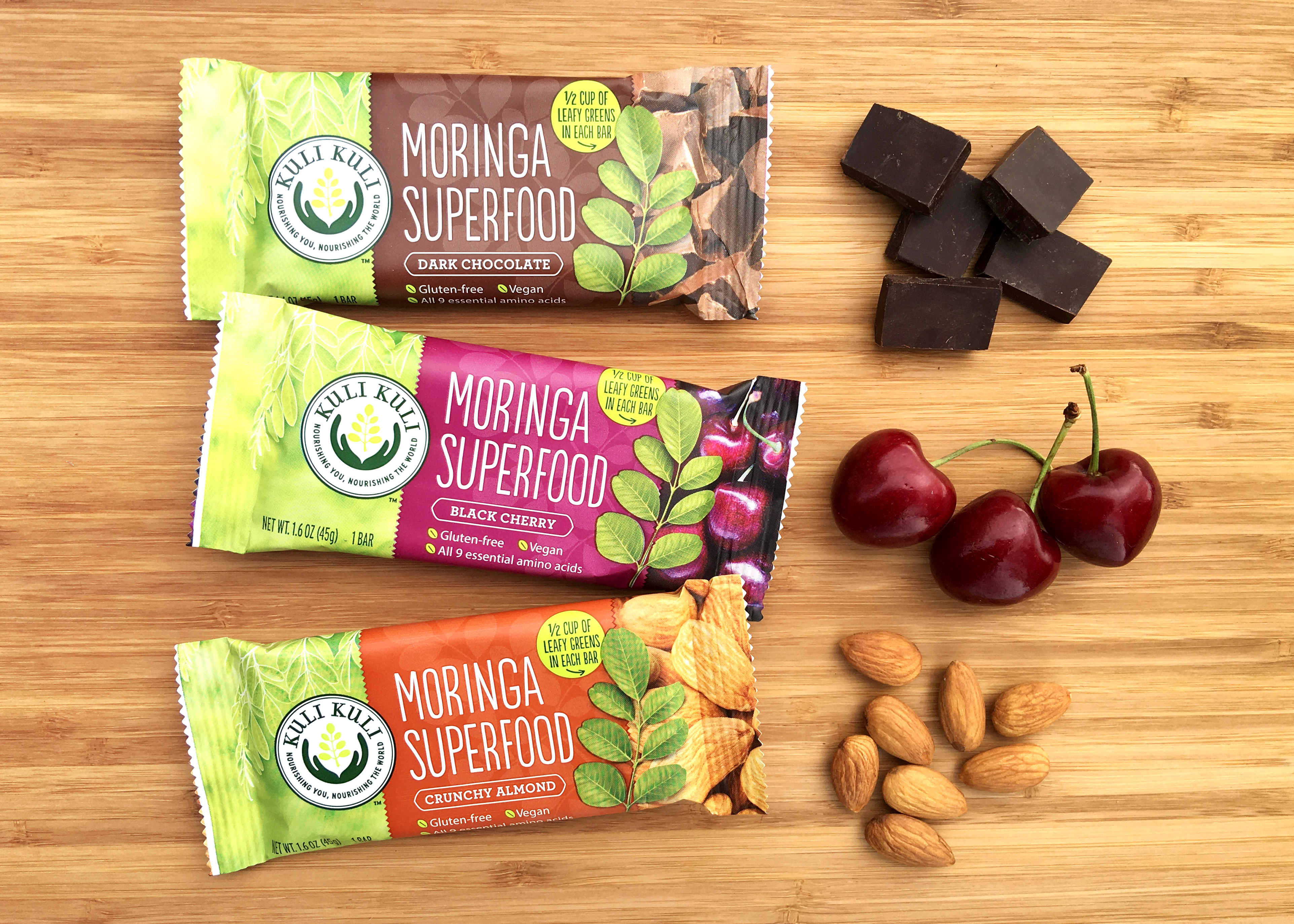 Kellogg's venture capital fund has led a $4.25 million investment in Kuli Kuli, a manufacturer and distributor of moringa-based products.