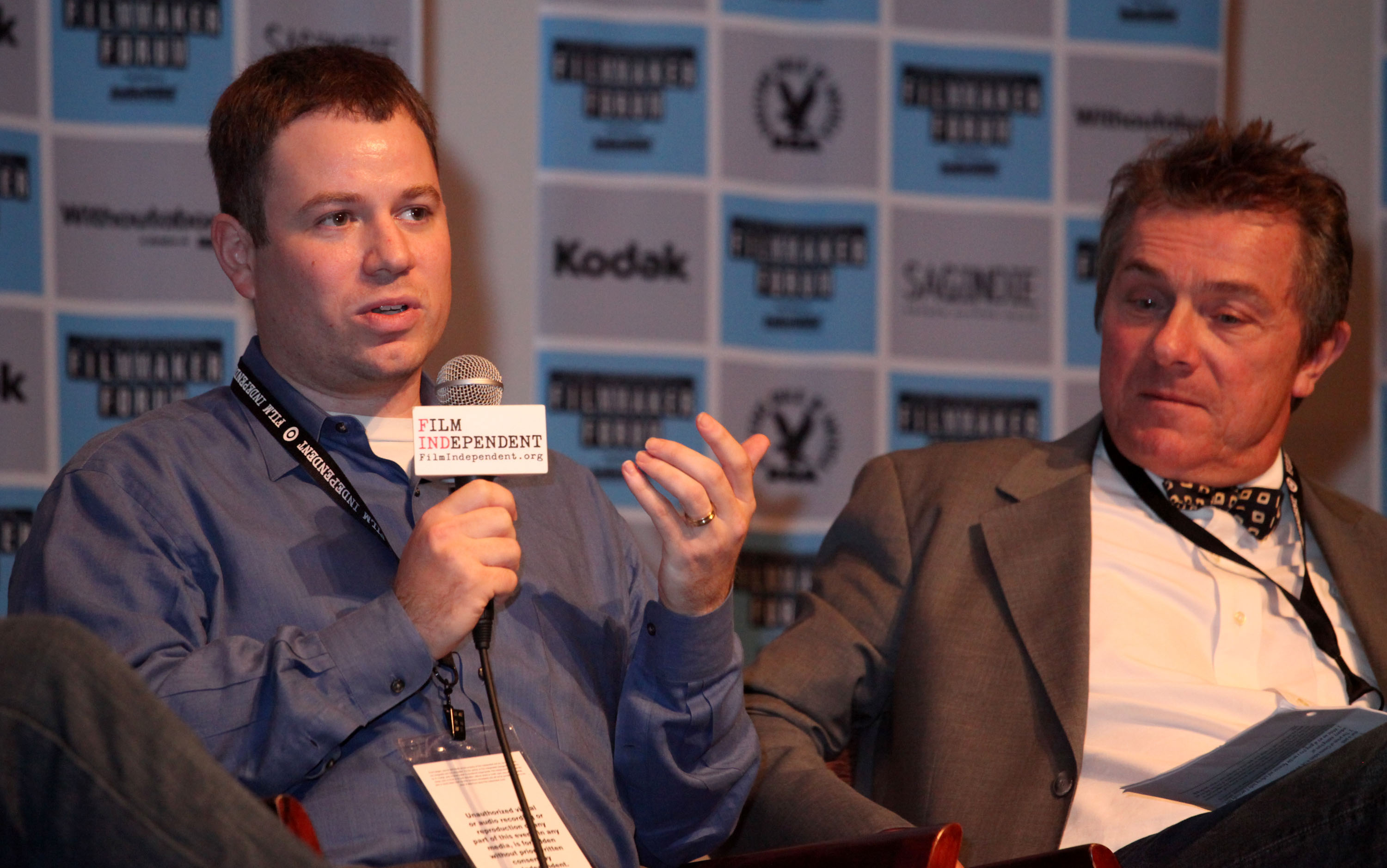 Film Independent's Filmmaker Forum - Day 3