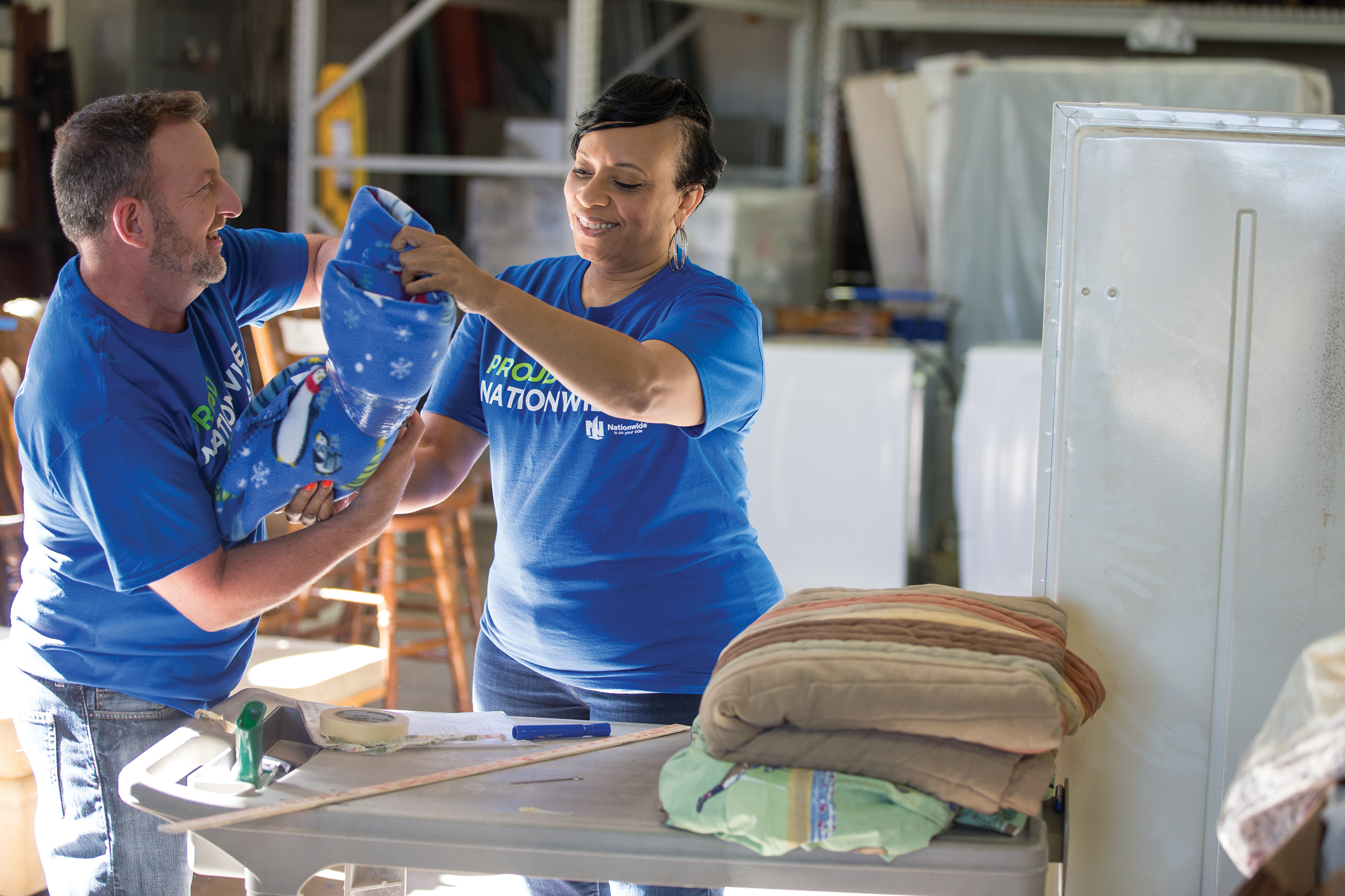 Best Workplaces for Giving Back 2017- Nationwide