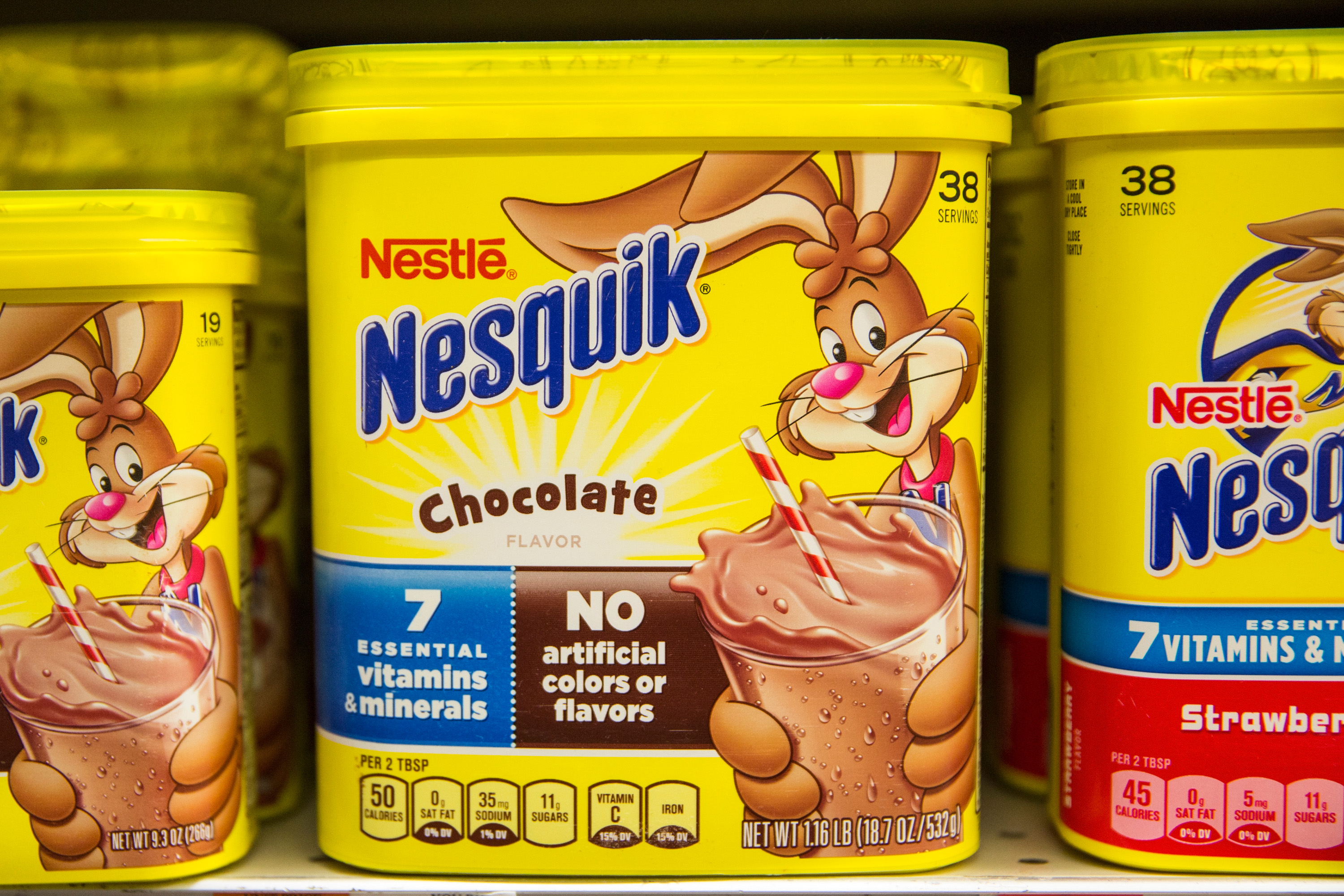 Nestle Reports Slowest Sales Growth In Six Years