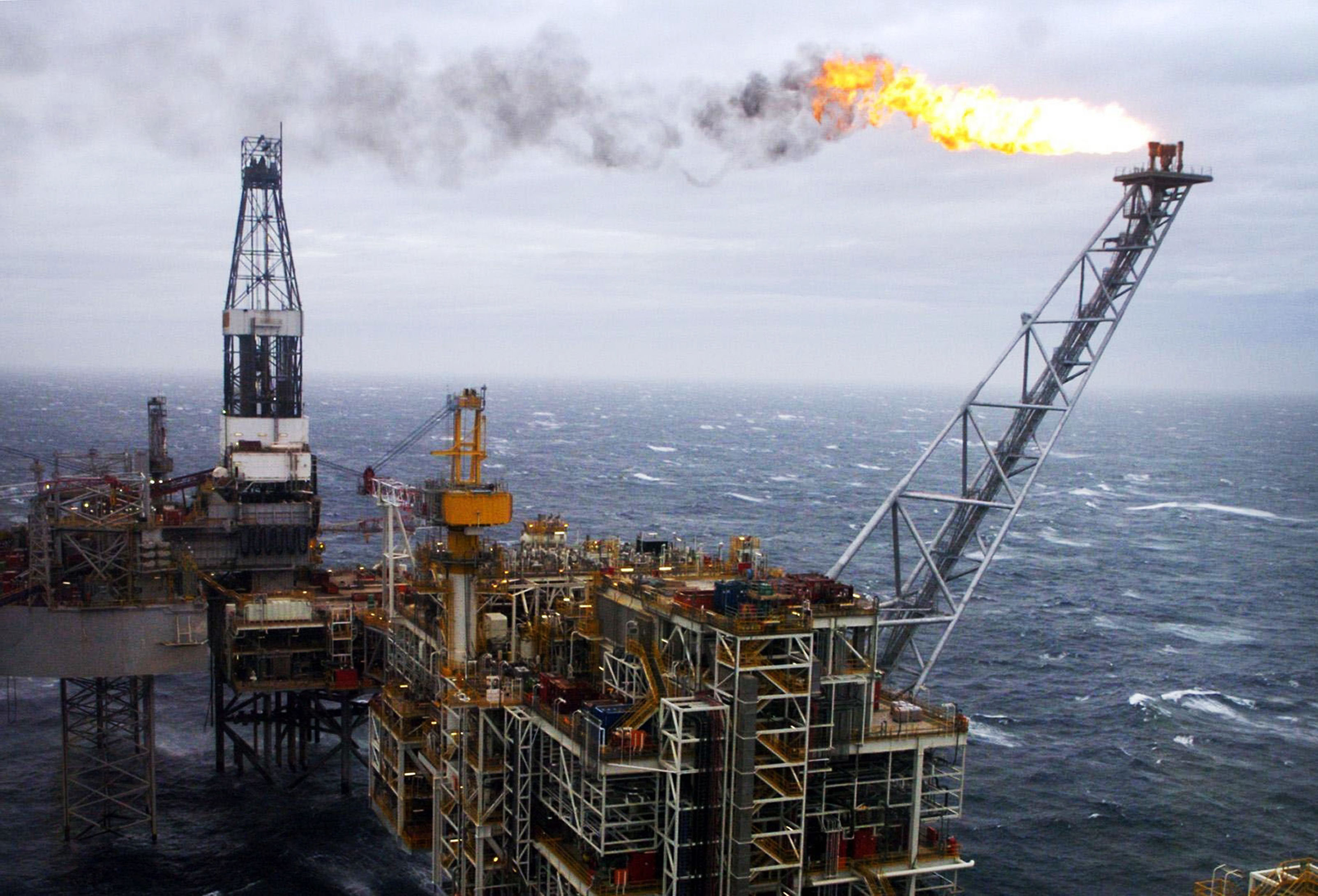 Oil and gas job cuts