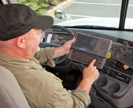Swift Transportation's older trip logging system