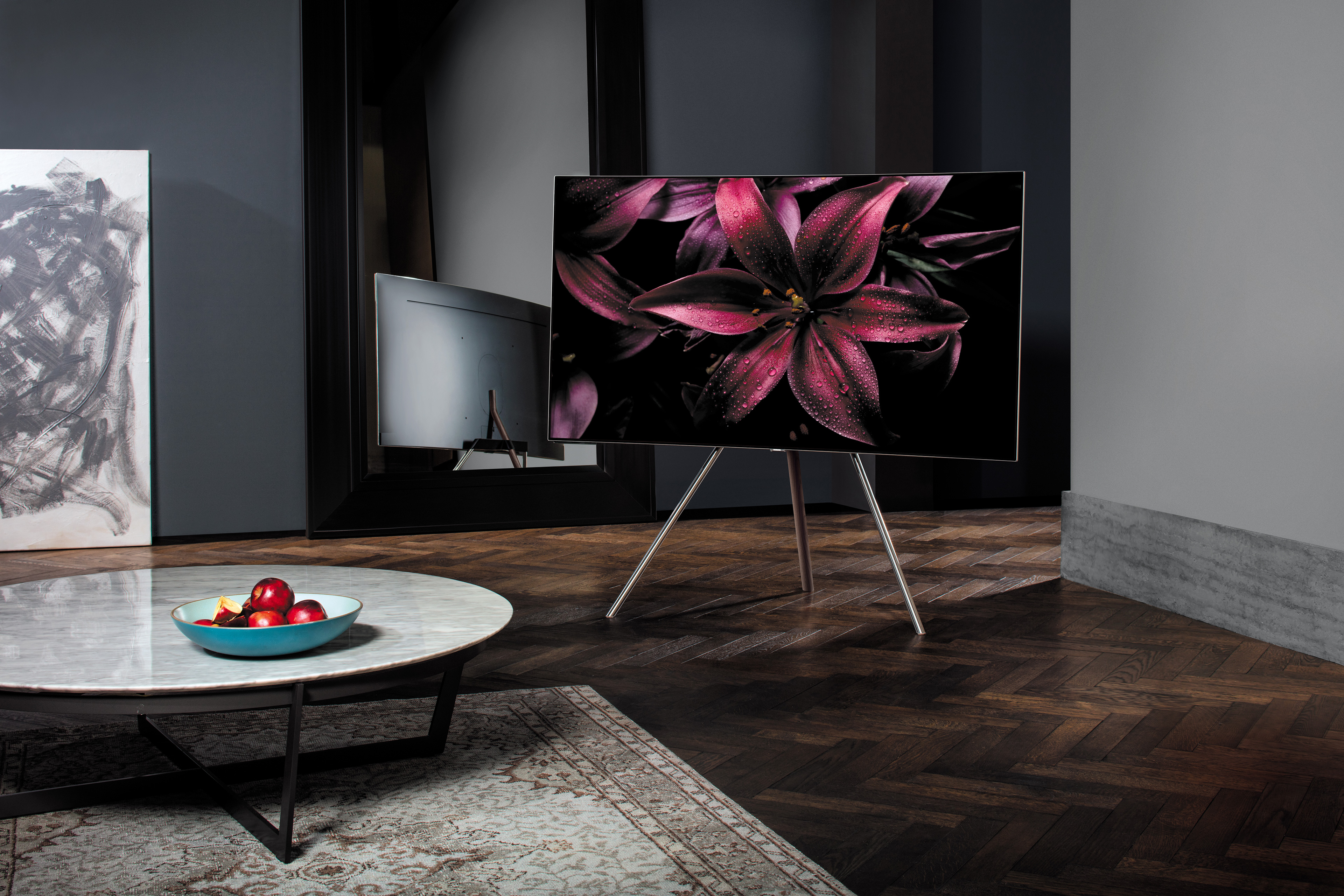 CES 2017: Samsung Debuts QLED TV With Best-Looking Picture