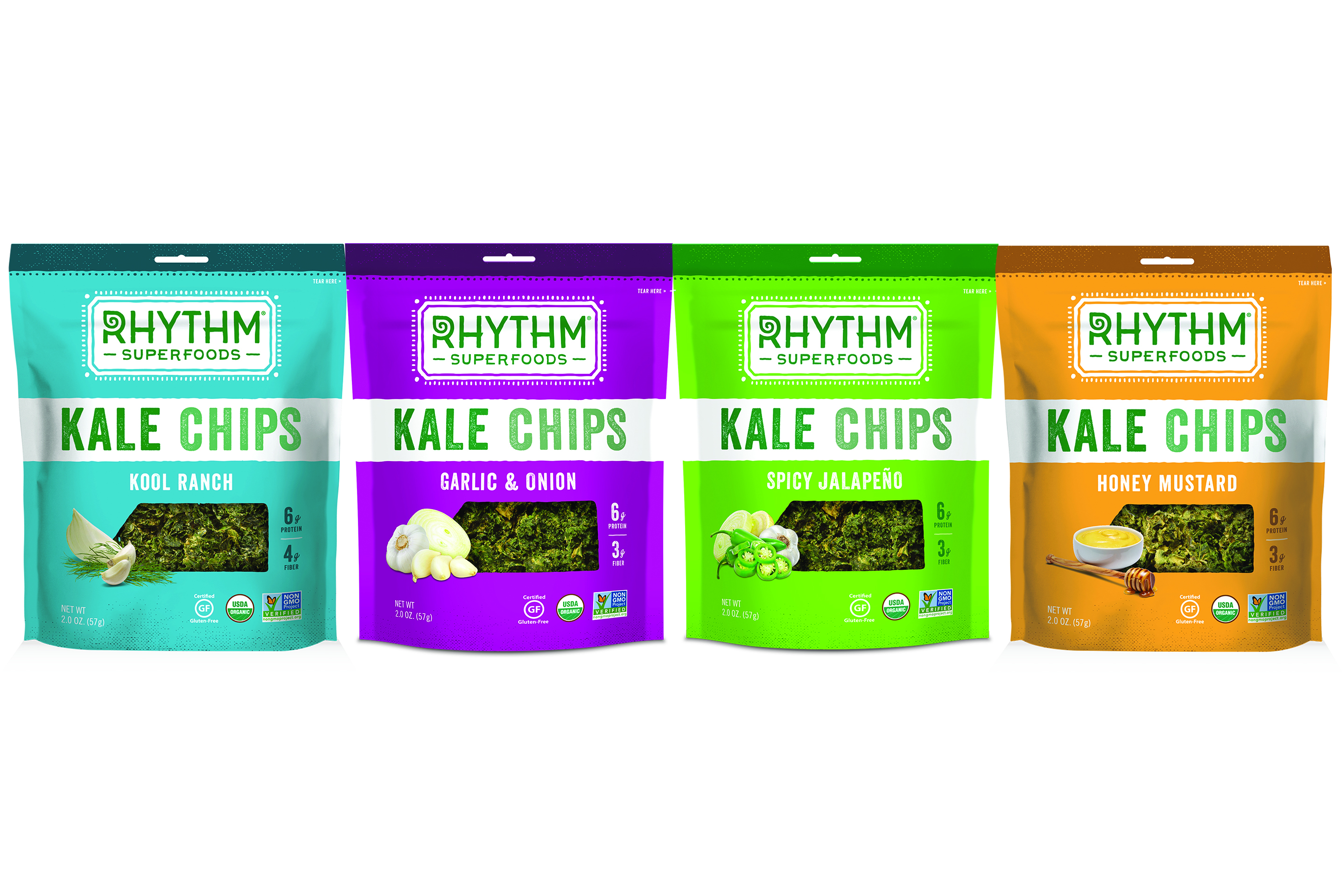 301 Inc., the venture capital arm of General Mills, has led a second investment in plant-based snack maker Rhythm Superfoods.