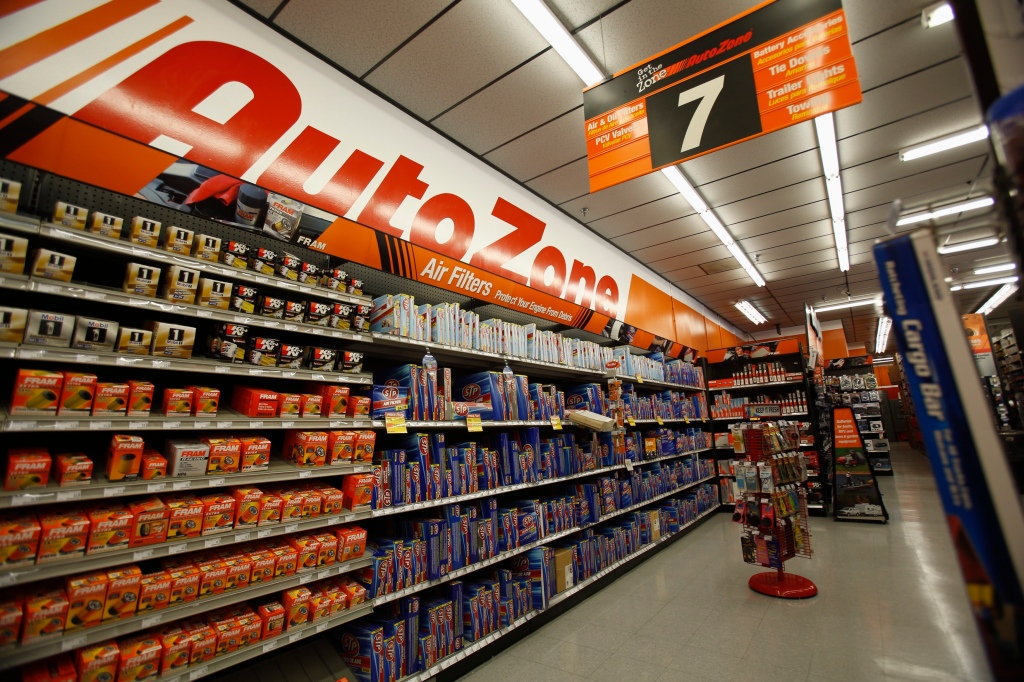 Auto Parts Sellers Skid After Report On Amazon S Entry Fortune