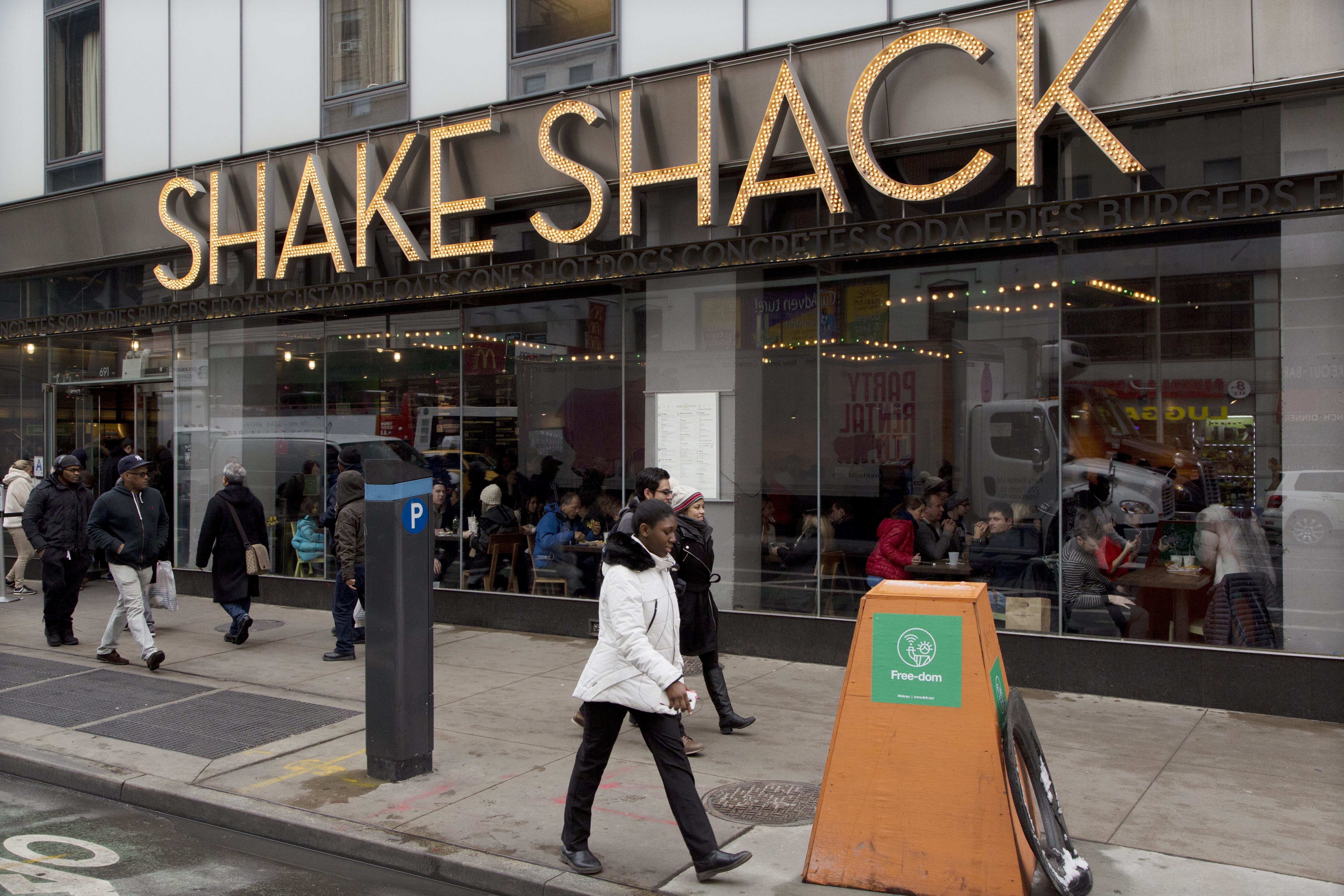 Shake Shack Is Raising Burger Prices So It Can Pay Workers
