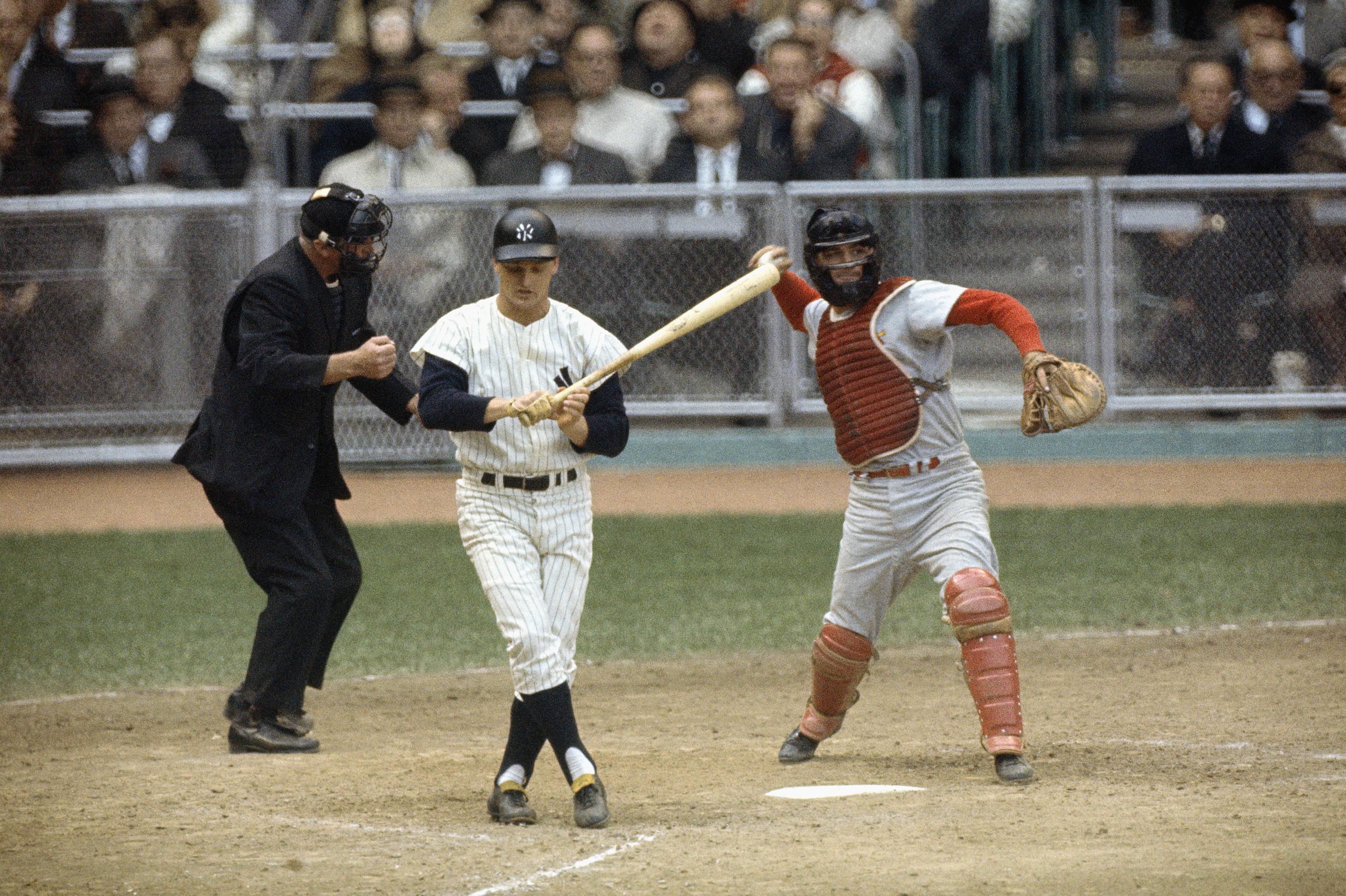 Cardinals v Yankees