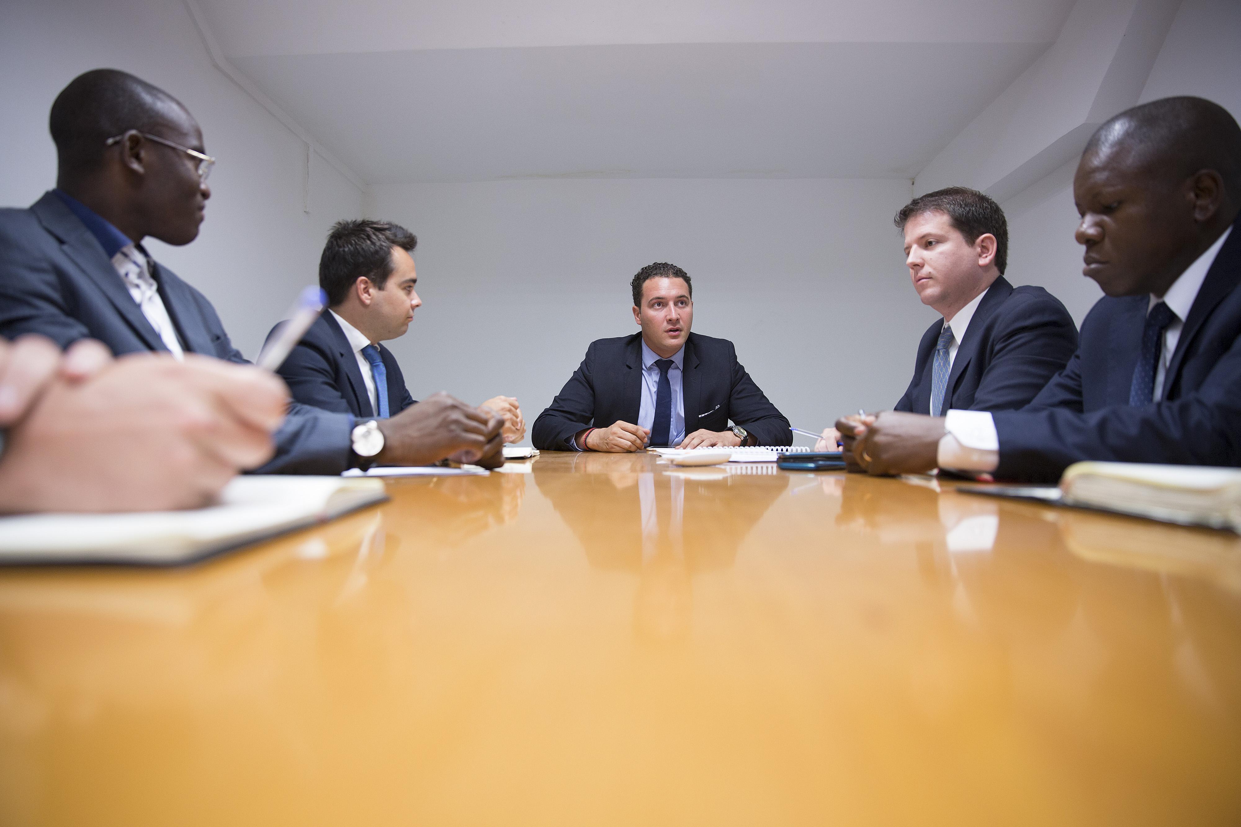 Profile Of Entrepreneur Alexander Thomson-Payan Chief Executive Officer Of Thomson Group International Ltd