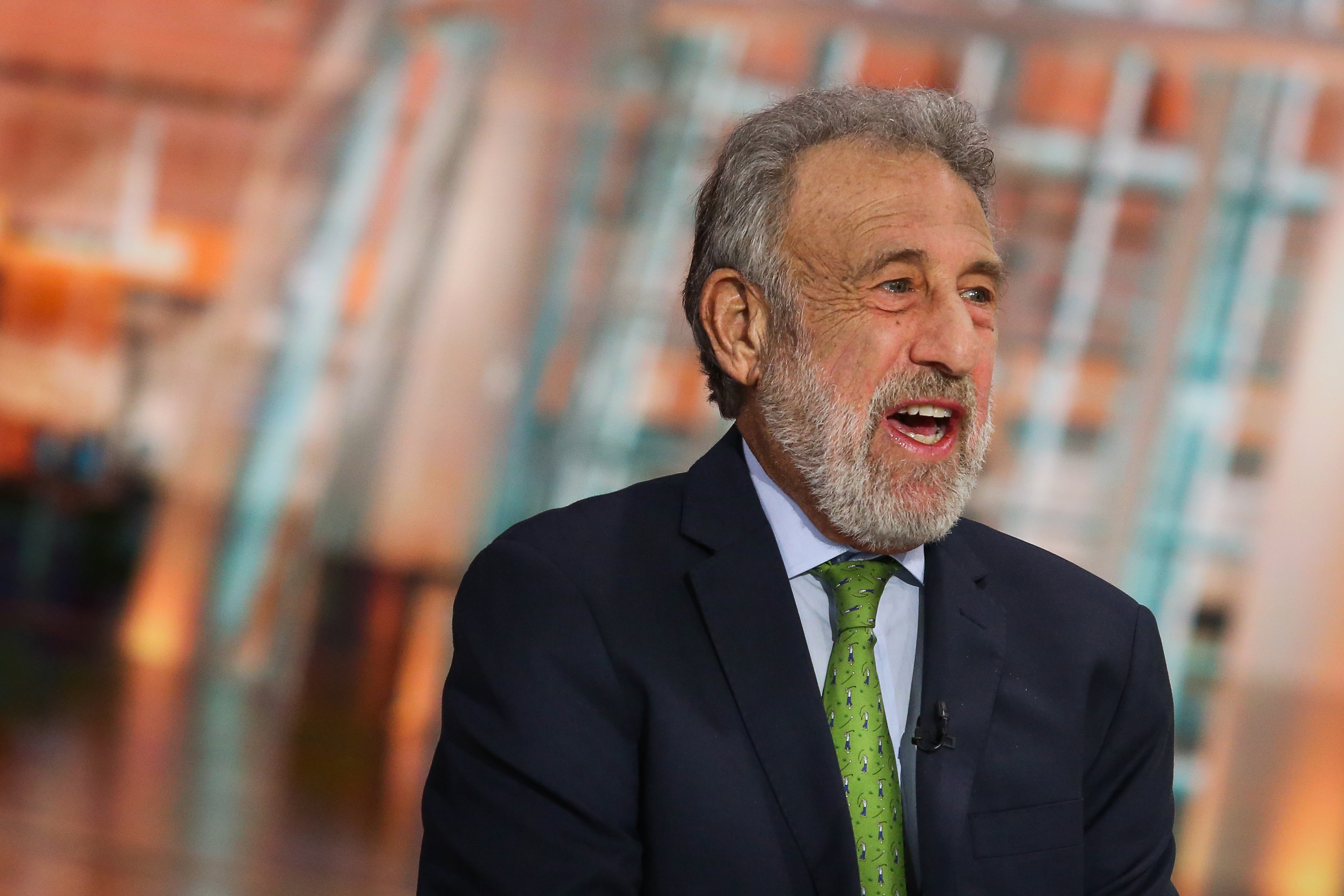 Mens Wearhouse Founder And Former Chairman George Zimmer Interview