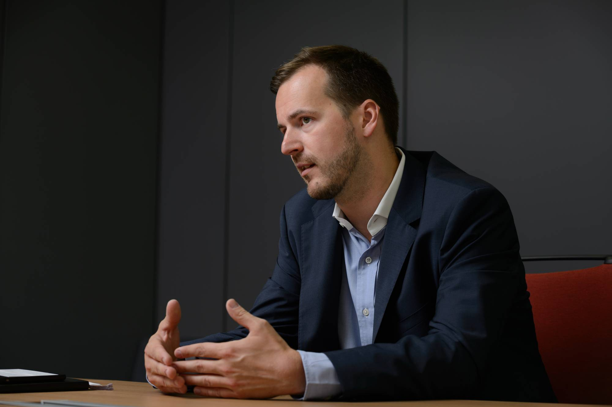 Interview With TransferWise CEO Taavet Hinrikus