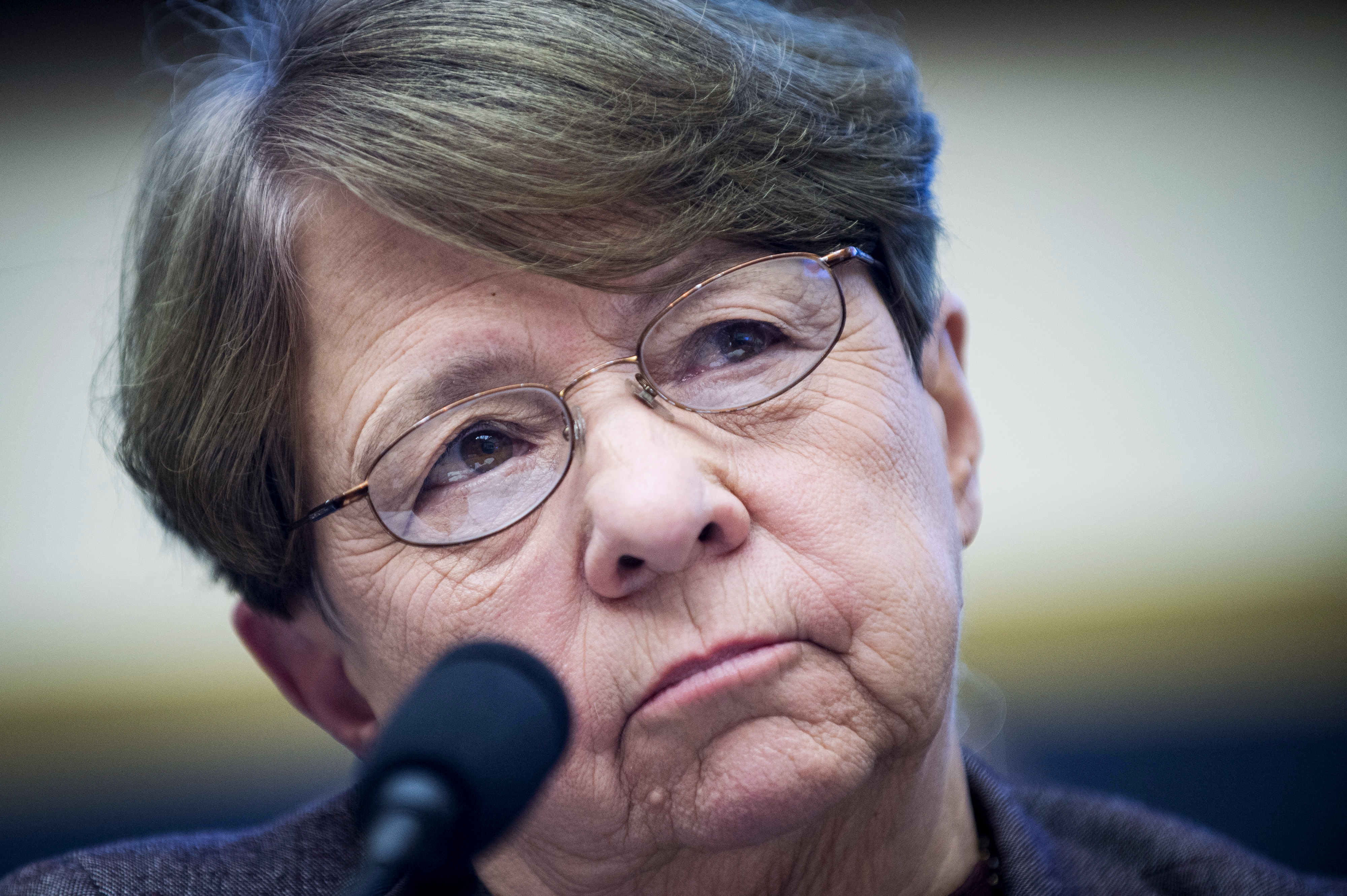 SEC Chairman Mary Jo White Testifies Before The House Financial Services Committee