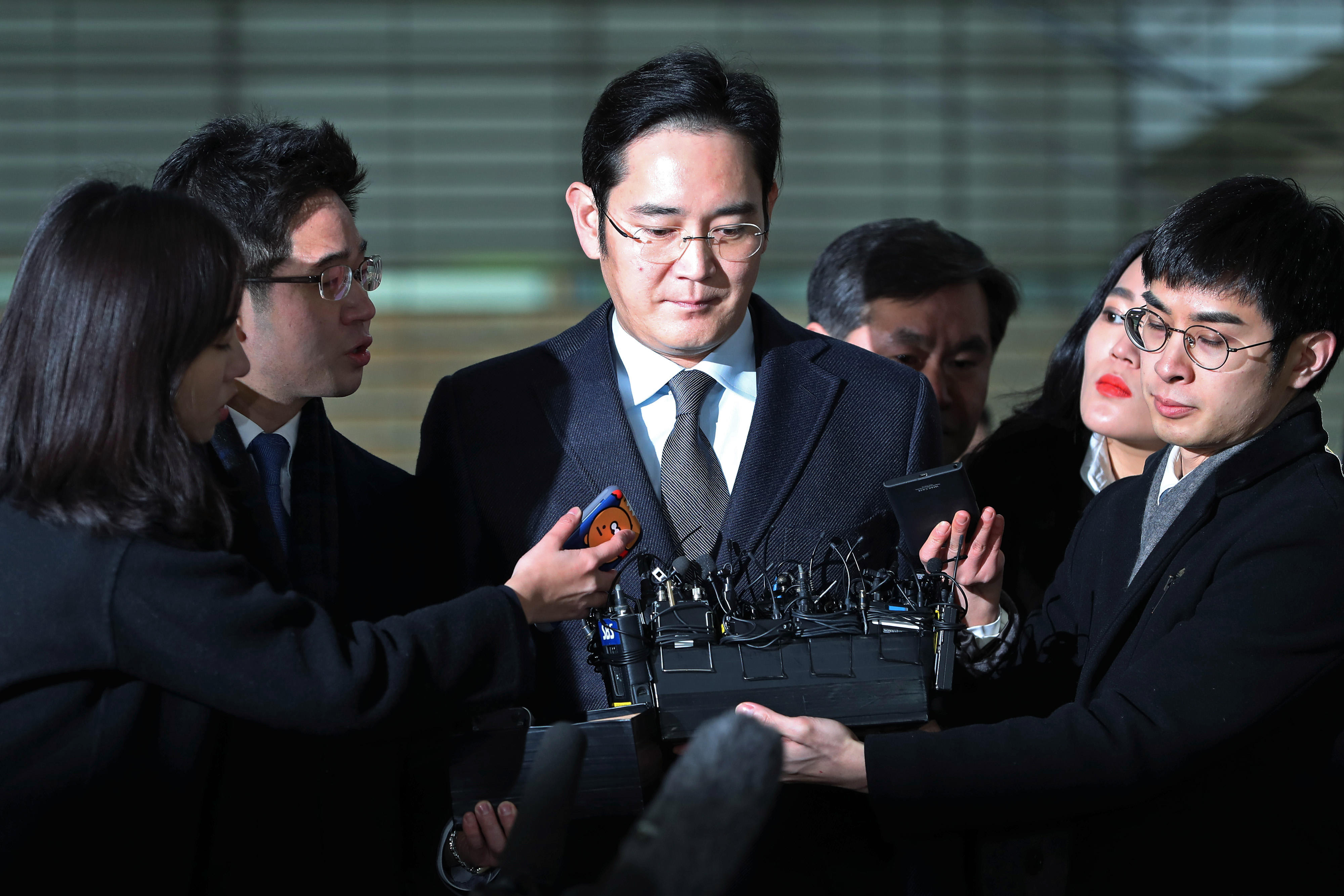 Samsung Vice Chairman Jay Y. Lee Re-Summoned to Special Prosectuor's Office