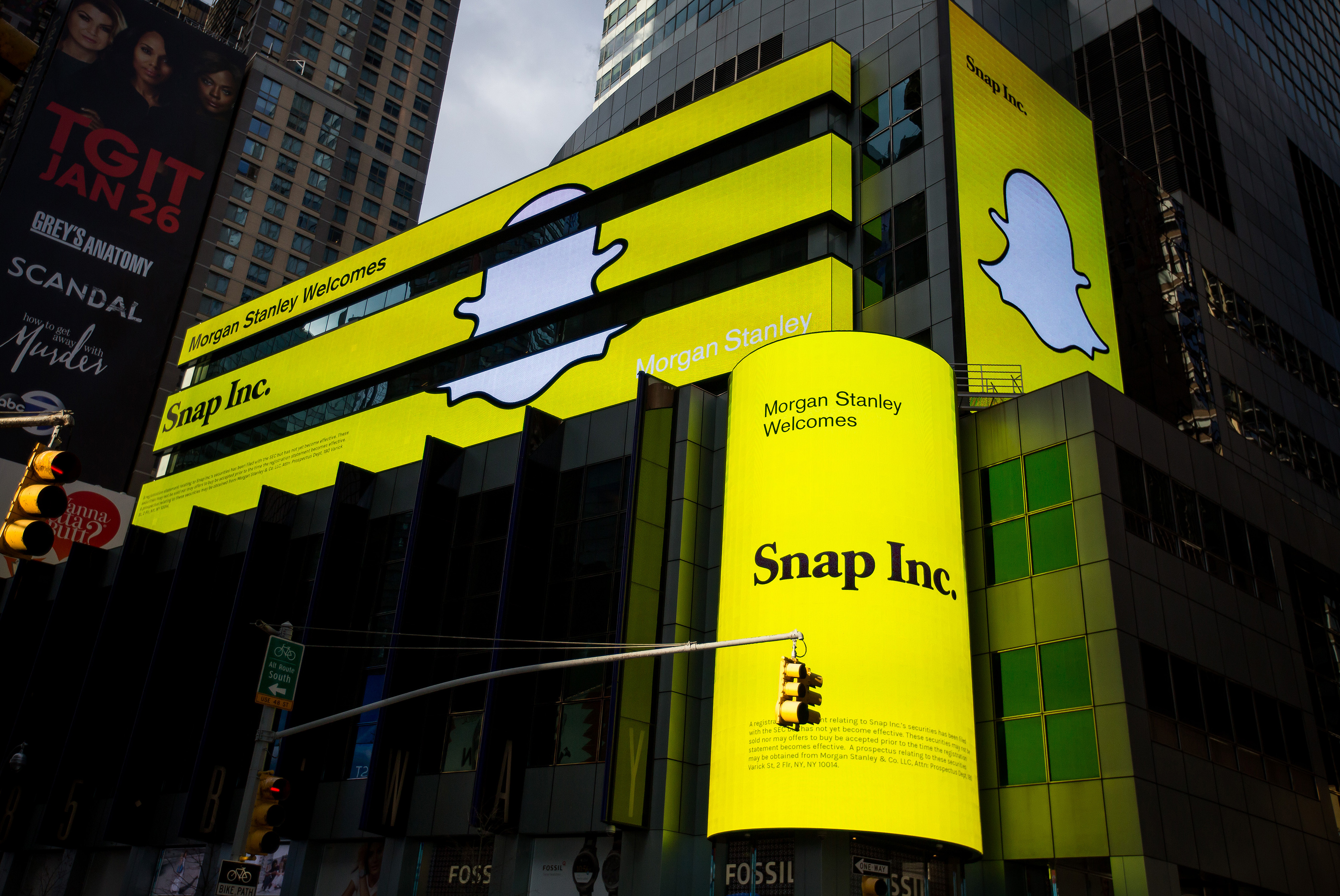 Snap Seeks To Raise As Much As $3.2 Billion In U.S. IPO