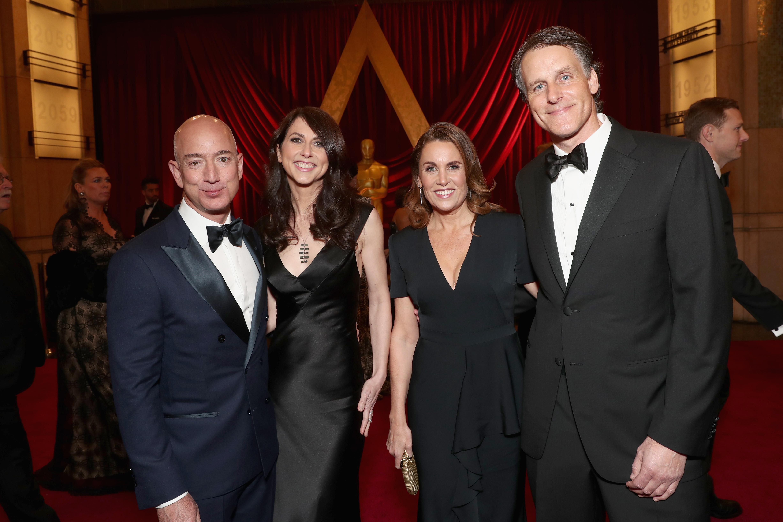 89th Annual Academy Awards - Executive Arrivals